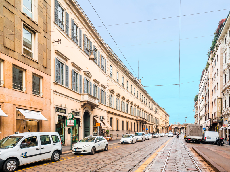 for Rent at Office for rent in fashion district Via Manzoni Milano, 20121 Italy