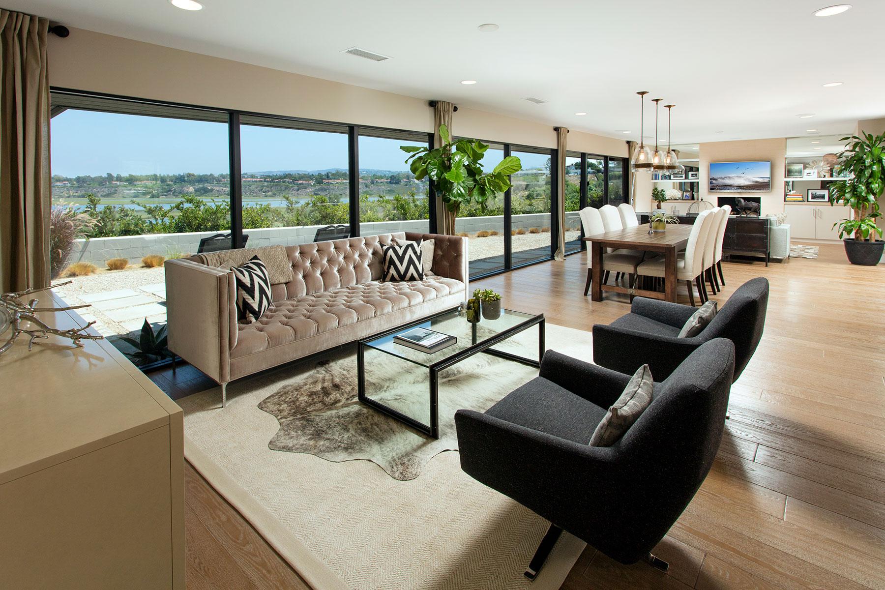 Vivienda unifamiliar por un Venta en 2202 Private Newport Beach, California, 92660 Estados Unidos