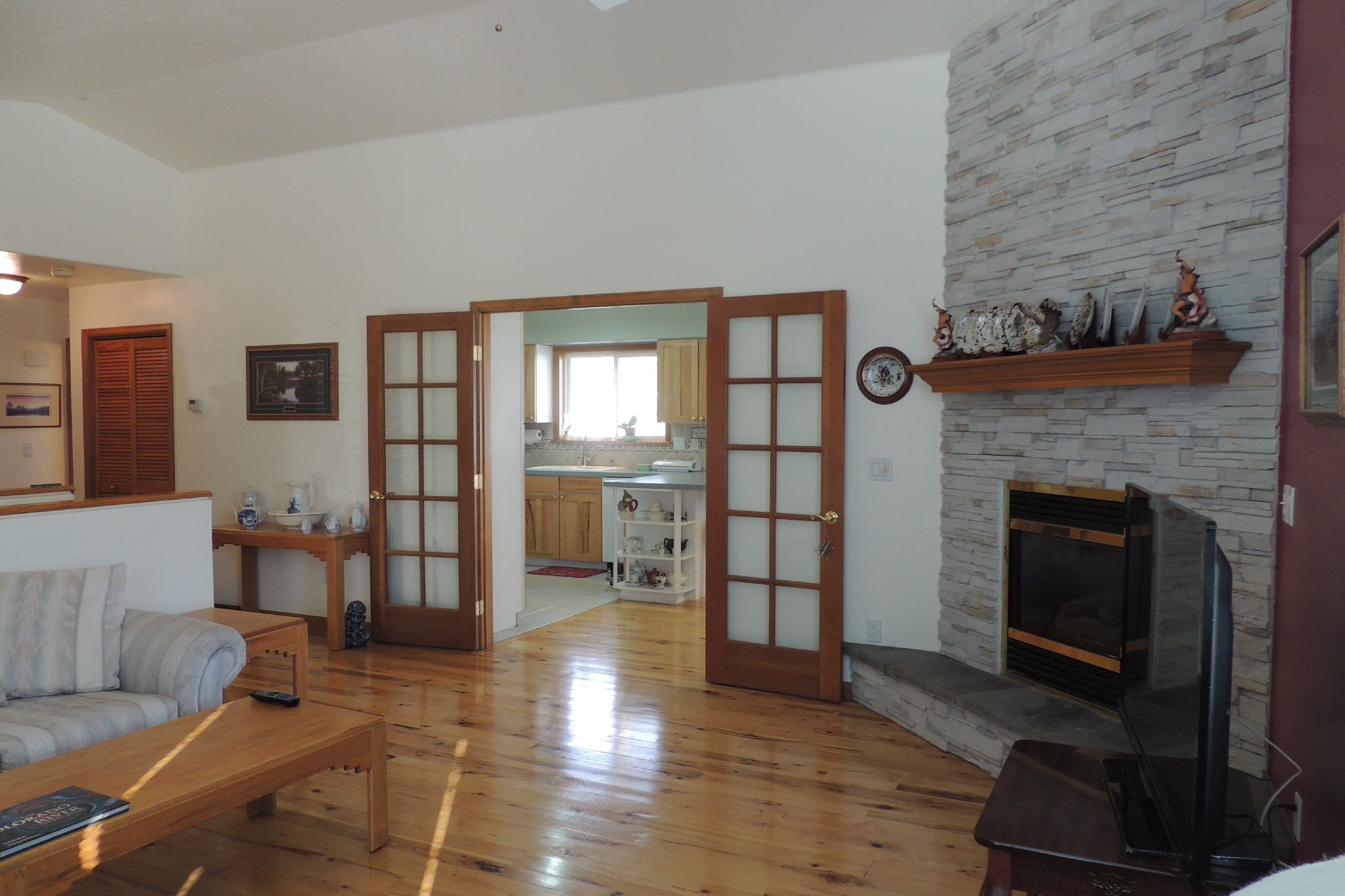 sales property at Blue Lake
