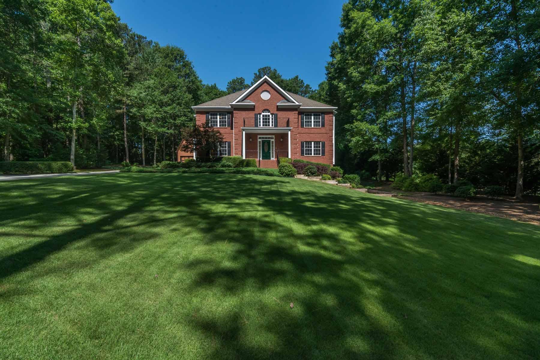 sales property at Pristine Brick Home in Milton