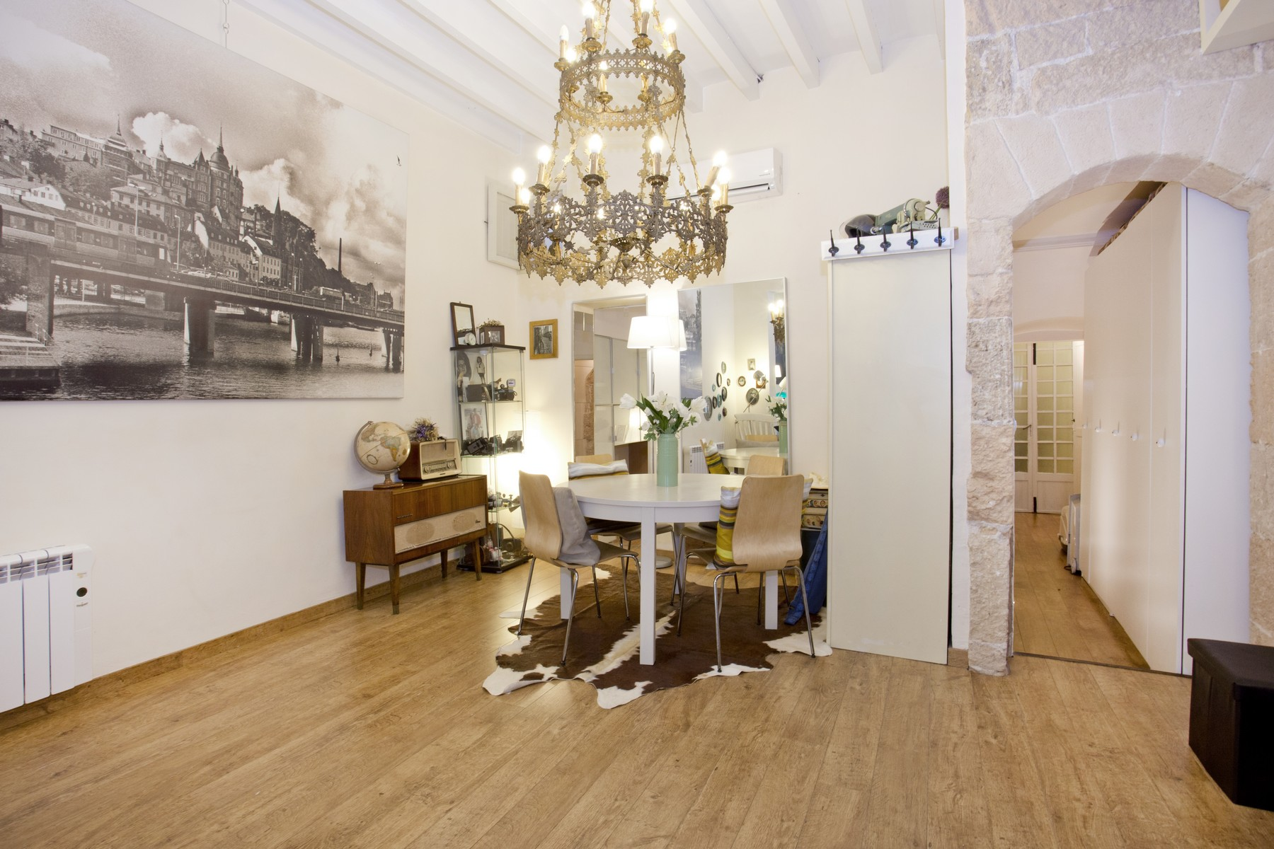 Casa Unifamiliar por un Venta en Charming apartment in Old Town of Palma Palma, Mallorca, 07012 España