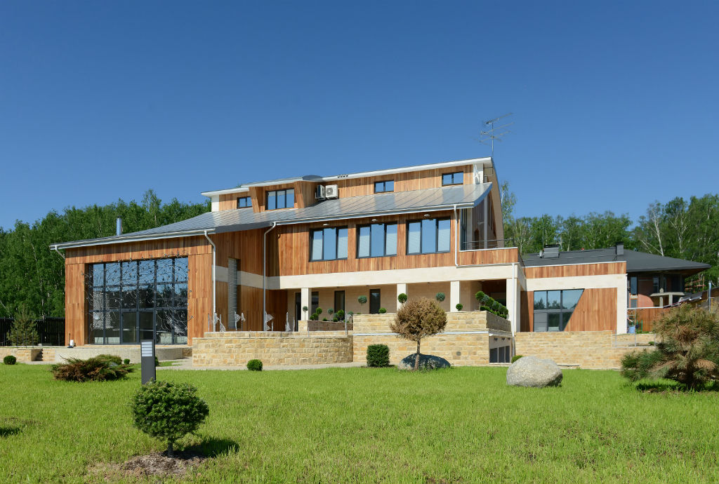 sales property at Modern residence in New Moscow, village Letovo
