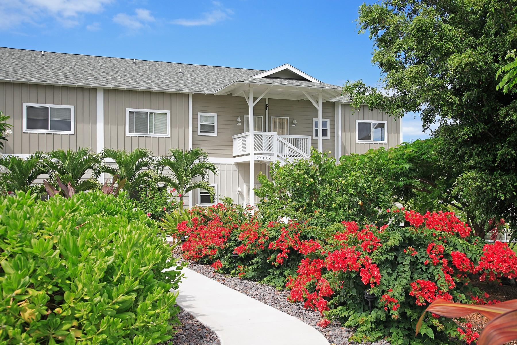 Condominium for Sale at Kona Seascape 73-1105 Nuuanu Pl B203 Kailua-Kona, Hawaii 96740 United States