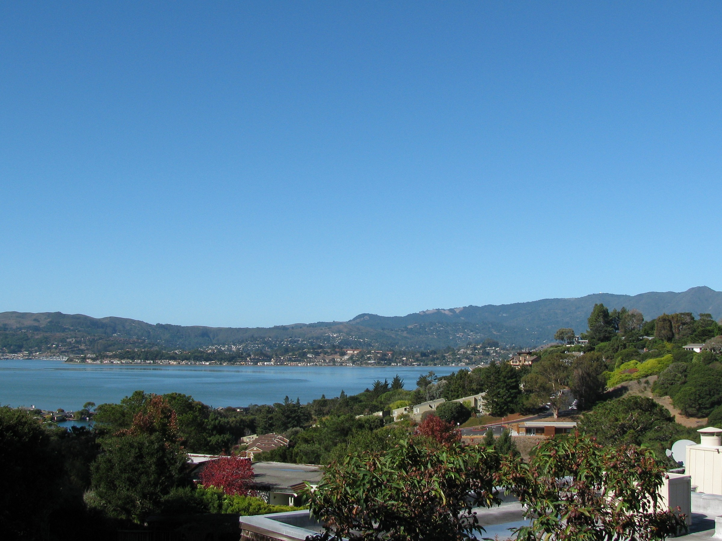Condominio por un Venta en Large End Unit Water and Mt Tamalpais Views 2 Red Hill Circle Tiburon, California 94920 Estados Unidos