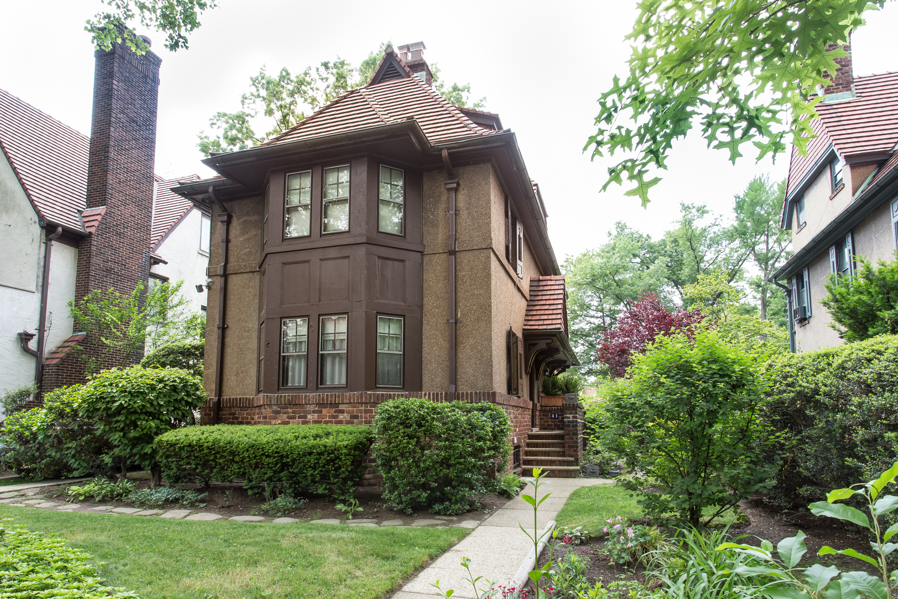 """Single Family Home for Sale at """"QUIET COUNTRY LIVING IN THE HEART OF NYC"""" 41 Slocum Crescent, Forest Hills Gardens, Forest Hills Gardens, Forest Hills, New York 11375 United States"""