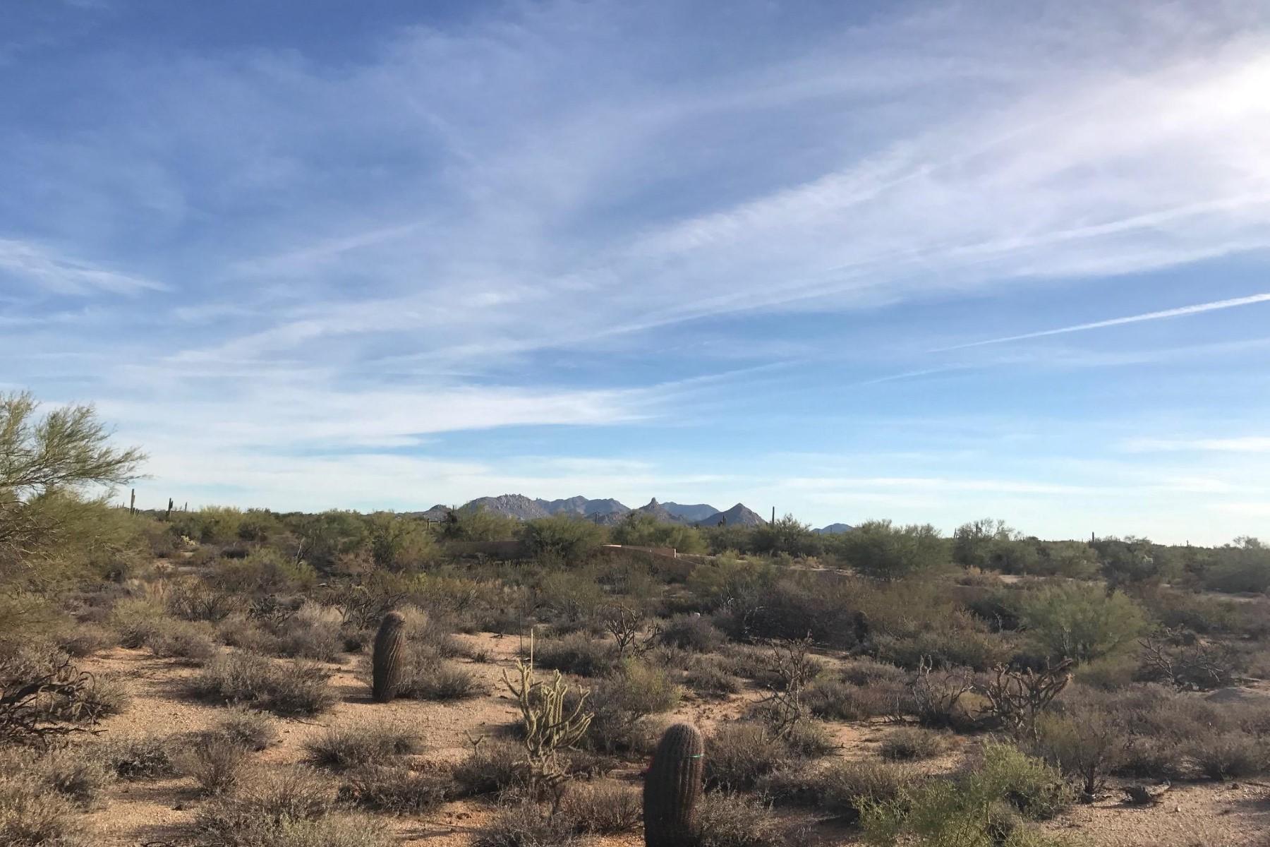 Terreno para Venda às Beautiful estate size home site in the gated community of Whisper Rock 8299 E Whisper Rock Trl 80 Scottsdale, Arizona, 85266 Estados Unidos