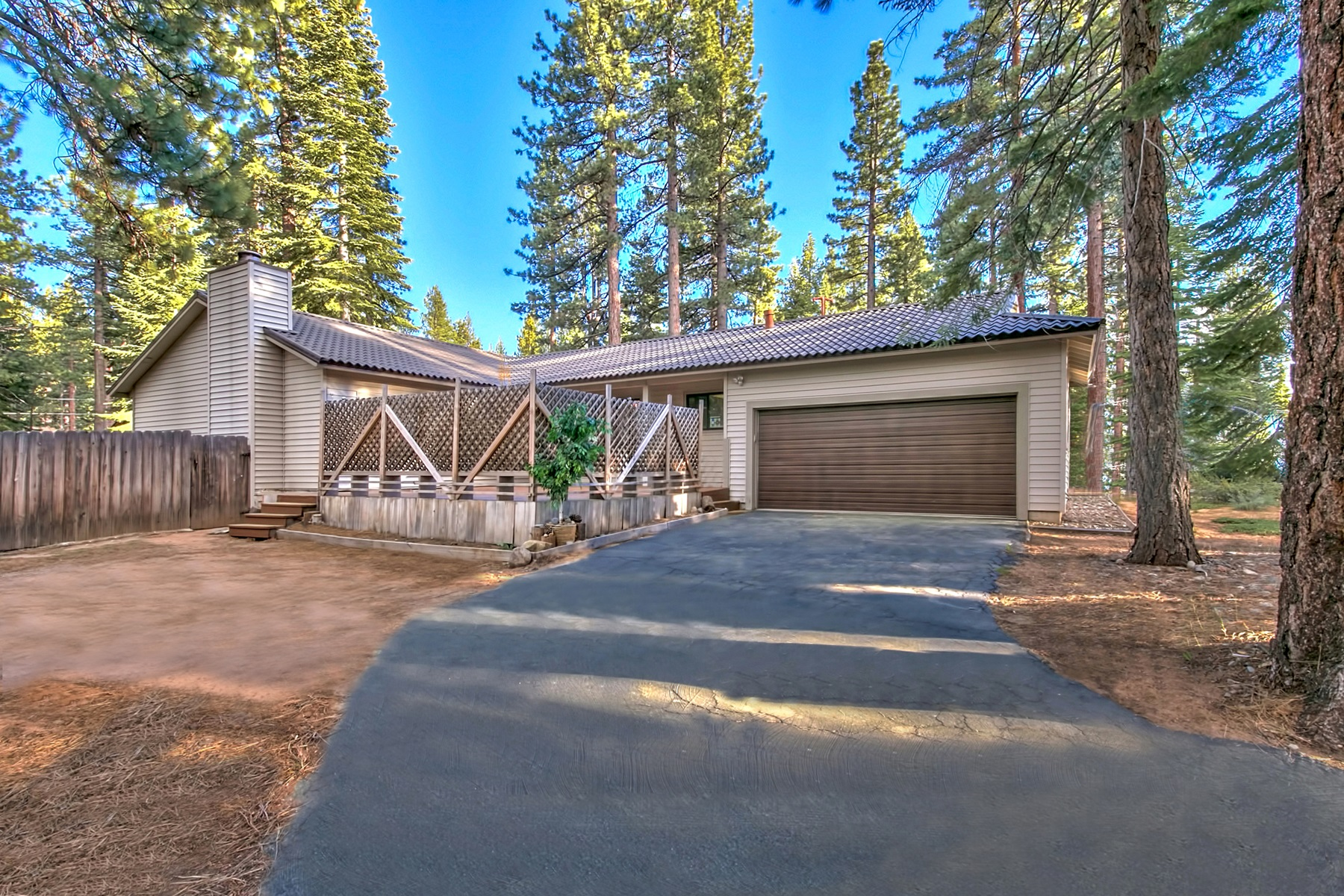 Single Family Home for Active at 3112 Deer Trail South Lake Tahoe, California 96150 United States