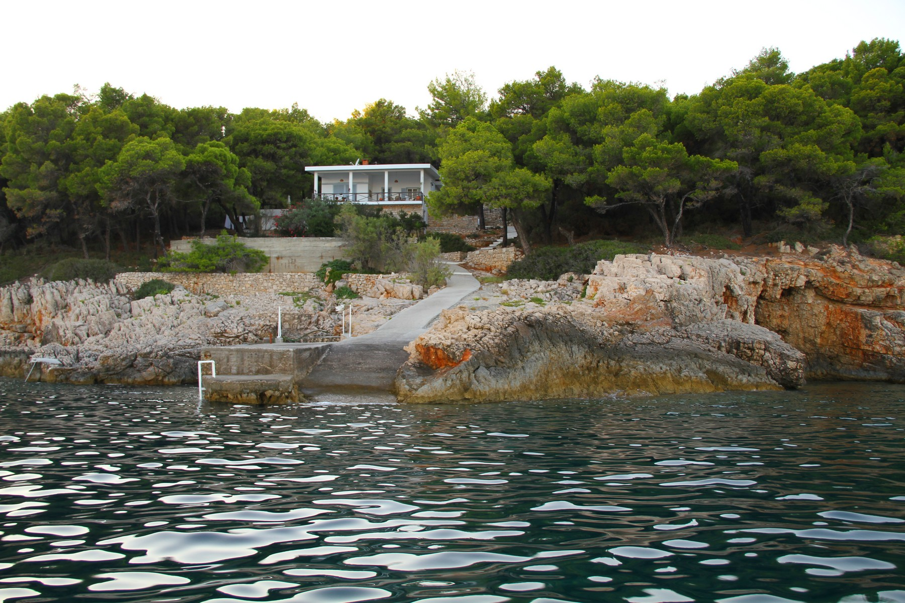 Single Family Home for Sale at Sea Front Property in Alonissos Alonissos, Northern Sporades, Aegean Alonissos, Northern Aegean, 37005 Greece