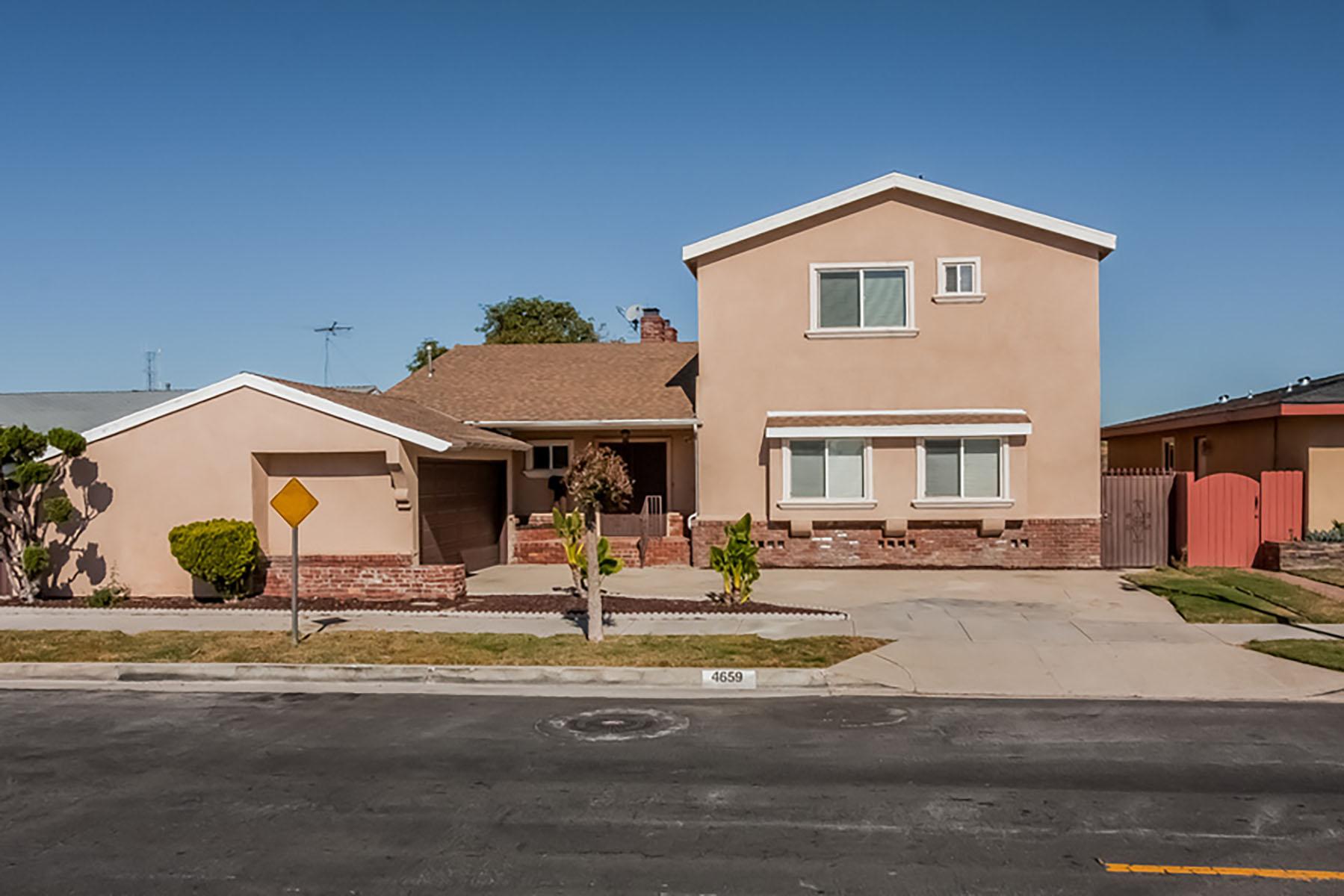 一戸建て のために 売買 アット 4659 Don Miguel Drive Baldwin Hills, Los Angeles, カリフォルニア 90008 アメリカ合衆国