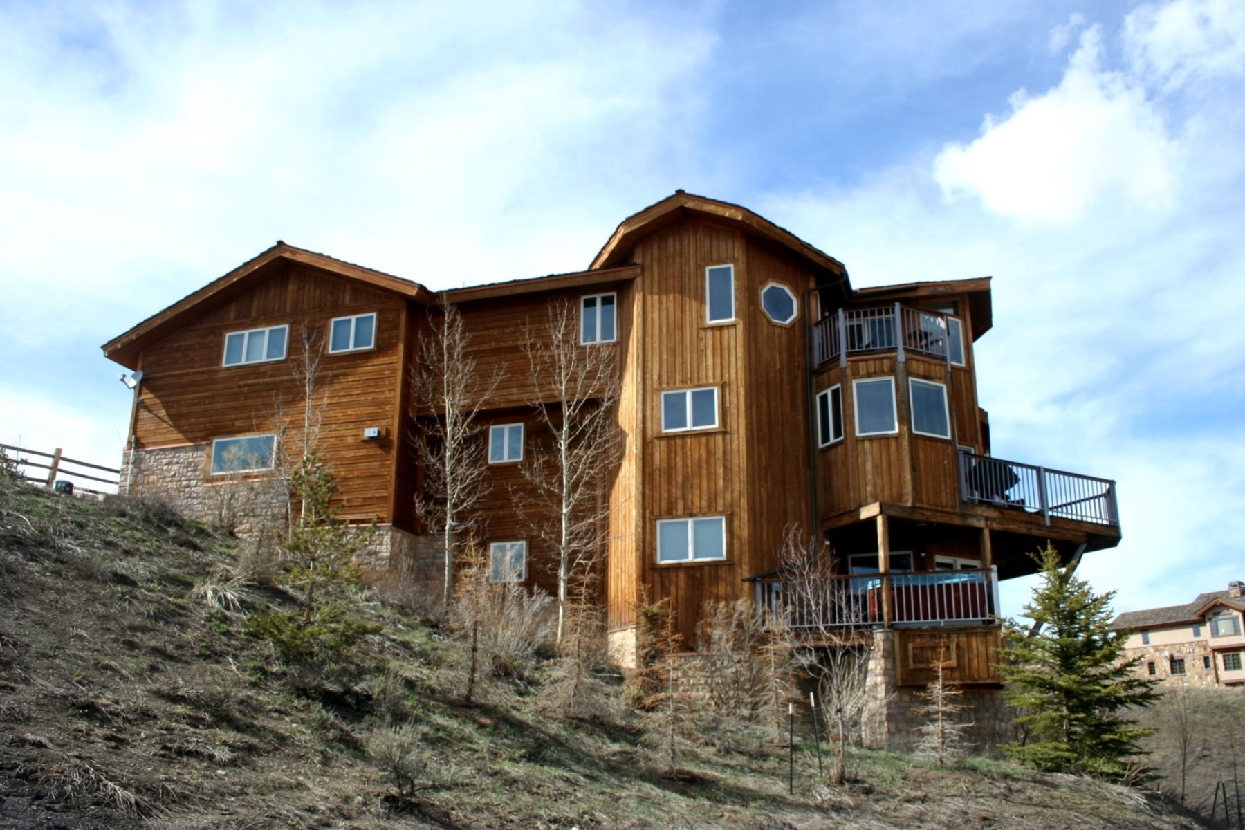 Maison unifamiliale pour l Vente à Inspiring Mountain Home 18 Buttercup Lane Mount Crested Butte, Colorado, 81225 États-Unis