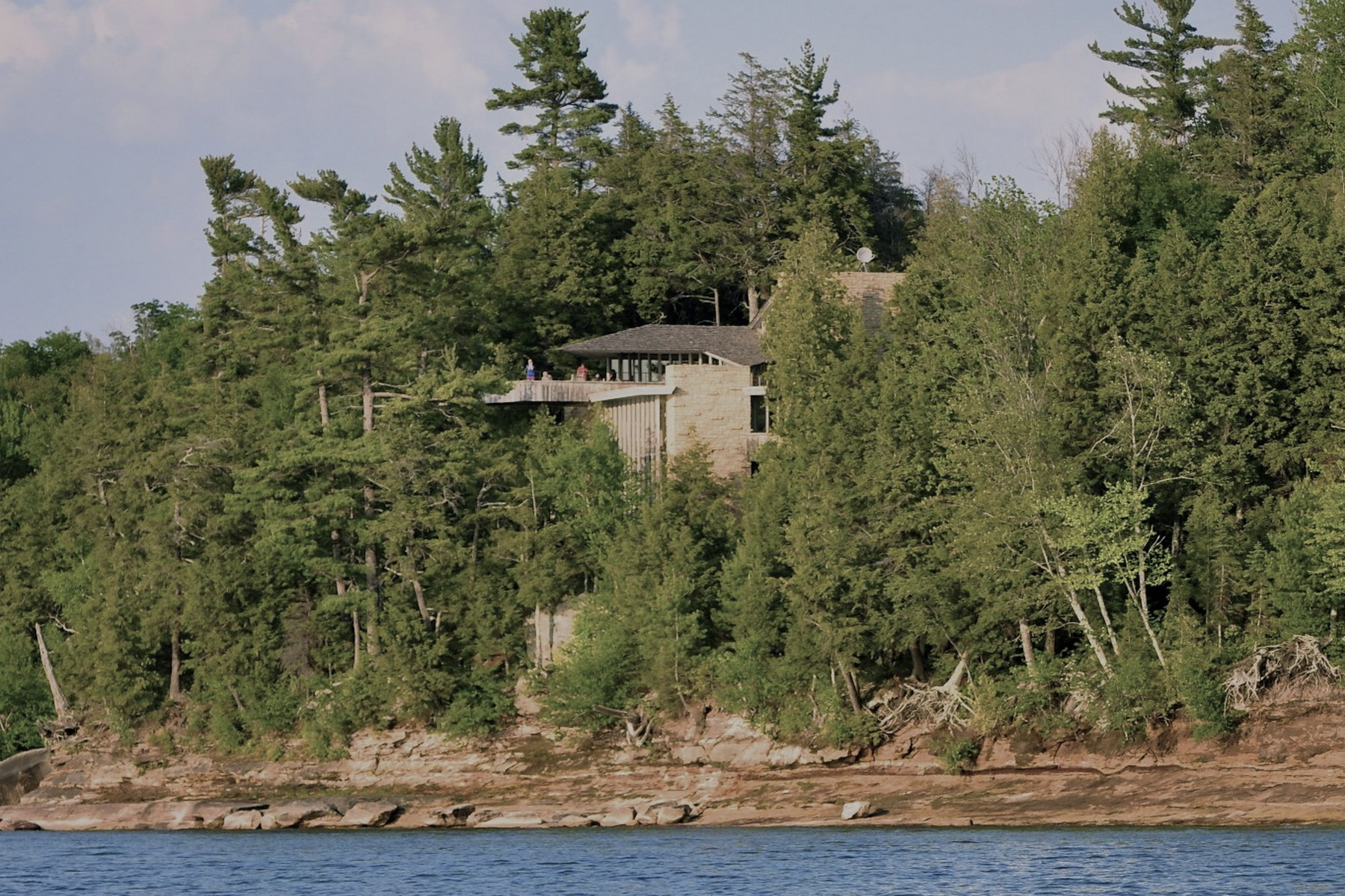 Property For Sale at Stunning Lake Superior Home