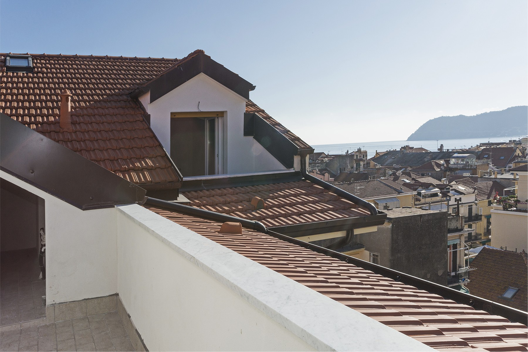 Single Family Home for Sale at See view Penthouse in Alassio Via Mazzini 38 Alassio, Savona 17021 Italy
