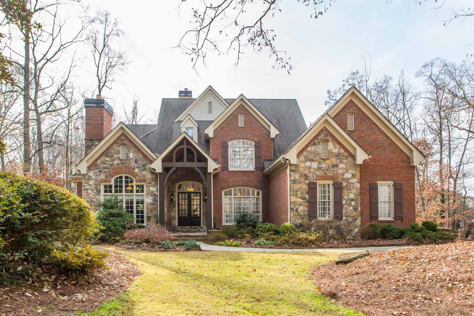 Single Family Home for Sale at Custom Chastain Living 5000 Powers Ferry Road Sandy Springs, Georgia 30327 United States
