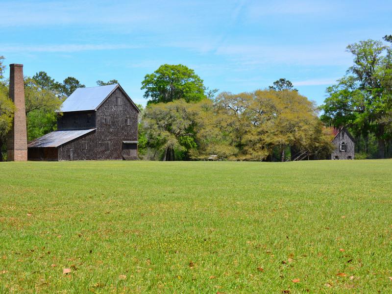 Property Of Chicora Wood Plantation