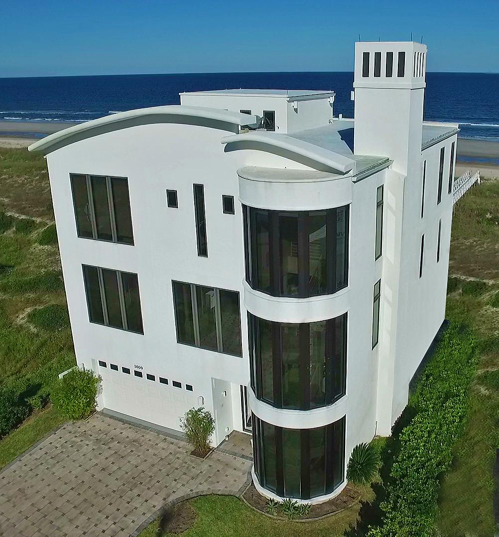 Частный односемейный дом для того Продажа на 5600 Gregg Street Amelia Island, Флорида 32034 Соединенные Штаты