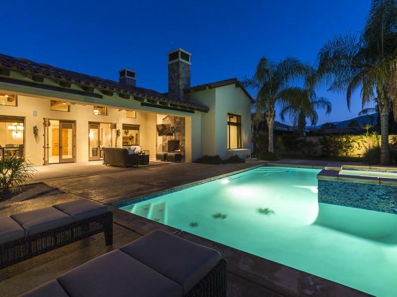 Einfamilienhaus für Verkauf beim 15 Villaggio Place Rancho Mirage, Kalifornien 92270 Vereinigte Staaten