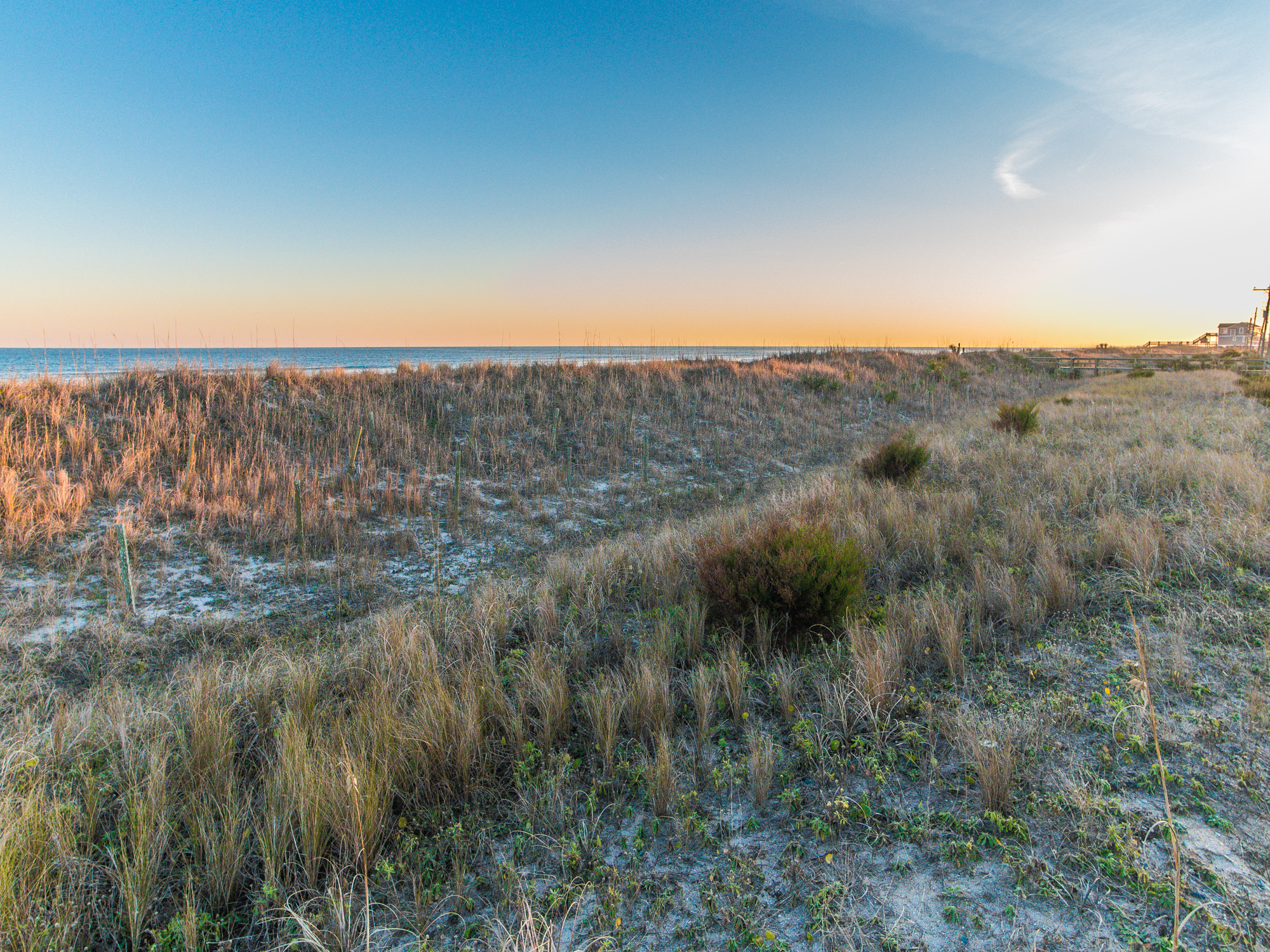 Land for Sale at Pristine Waterfront Lot on South End of Island Lot 3 Ocean Blvd Topsail Beach, North Carolina, 28445 United States
