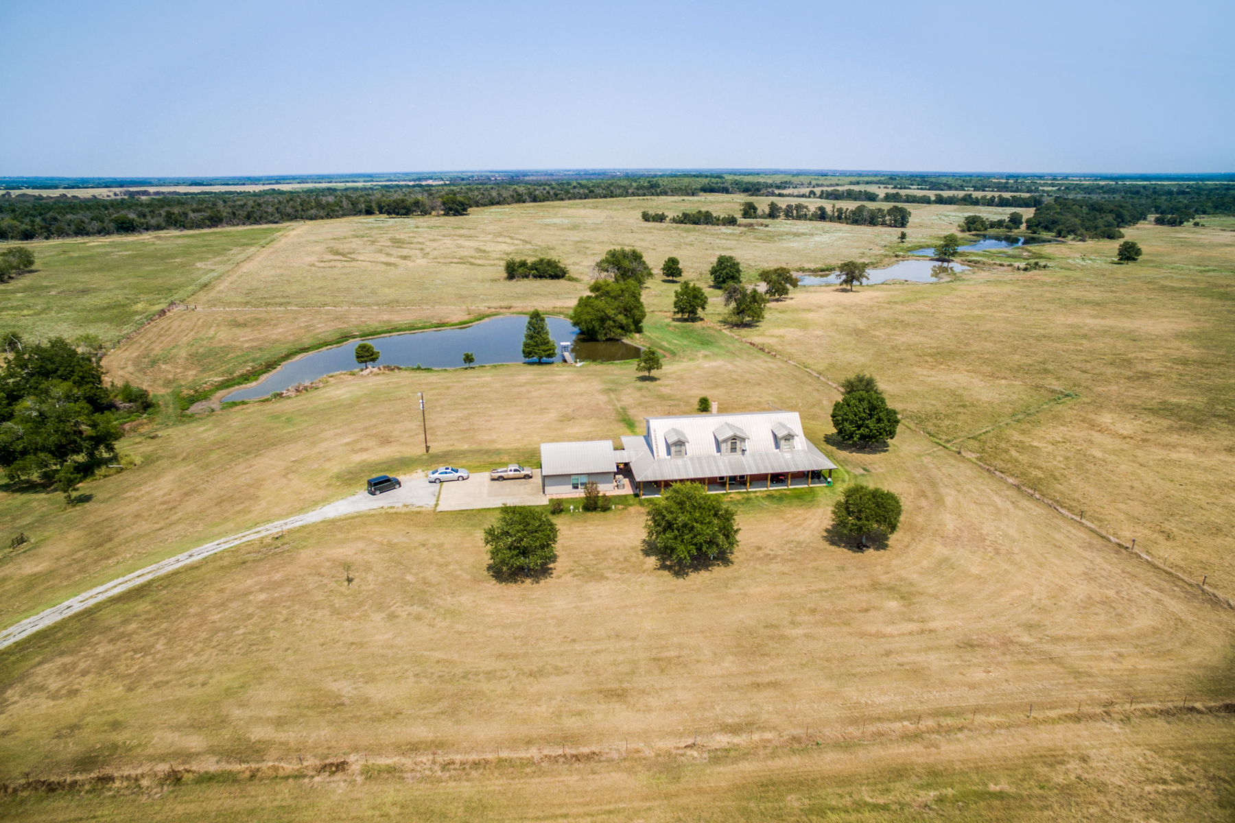 Property For Sale at Freestone County Ranch