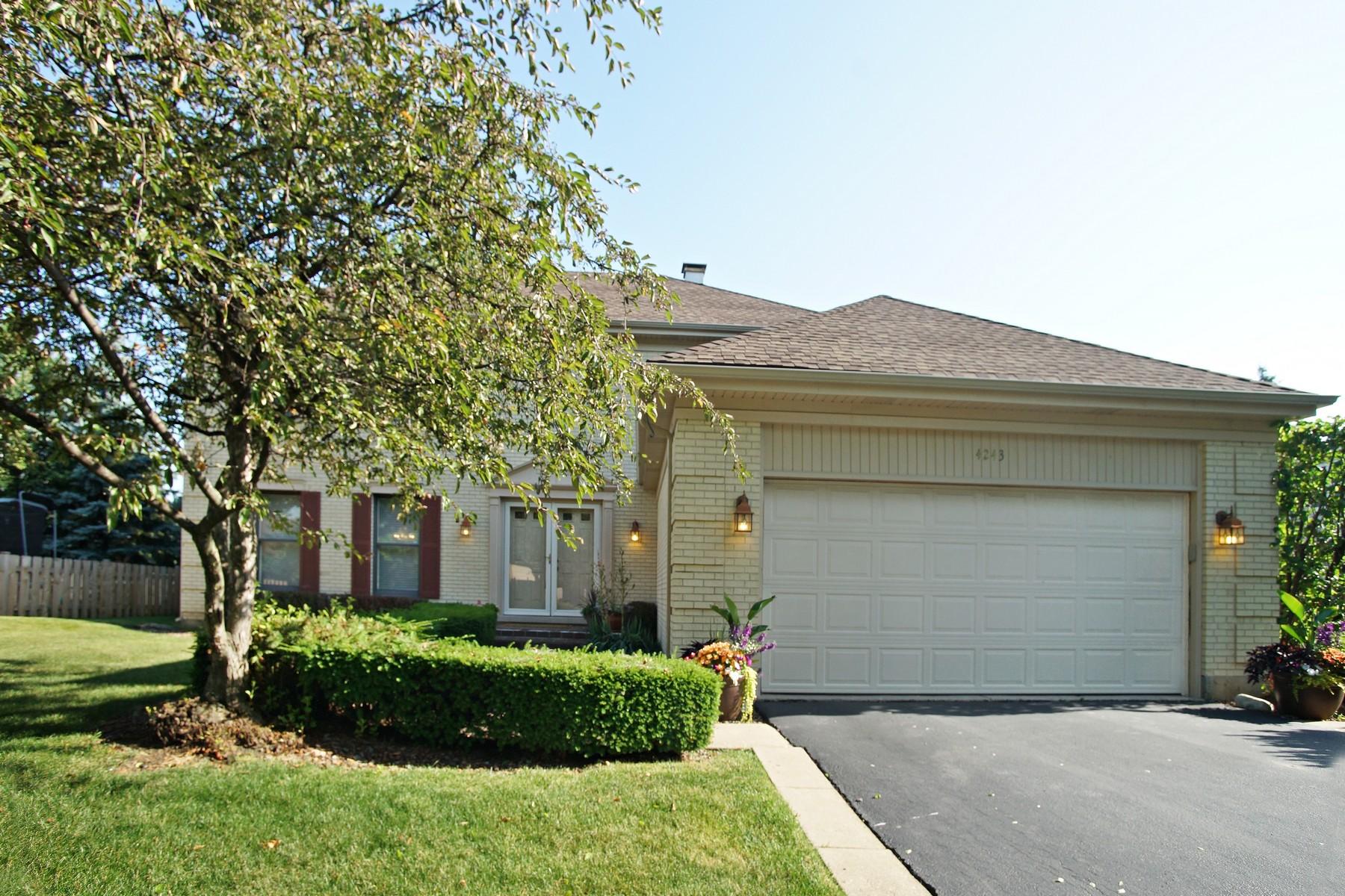 Tek Ailelik Ev için Satış at Spacious Deluxe Family Home 4243 N Walnut Avenue Arlington Heights, Illinois, 60004 Amerika Birleşik Devletleri
