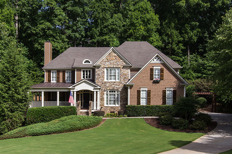 Single Family Home for Sale at A Fabulous find in Roswell 3020 Burlingame Drive Roswell, Georgia 30075 United States