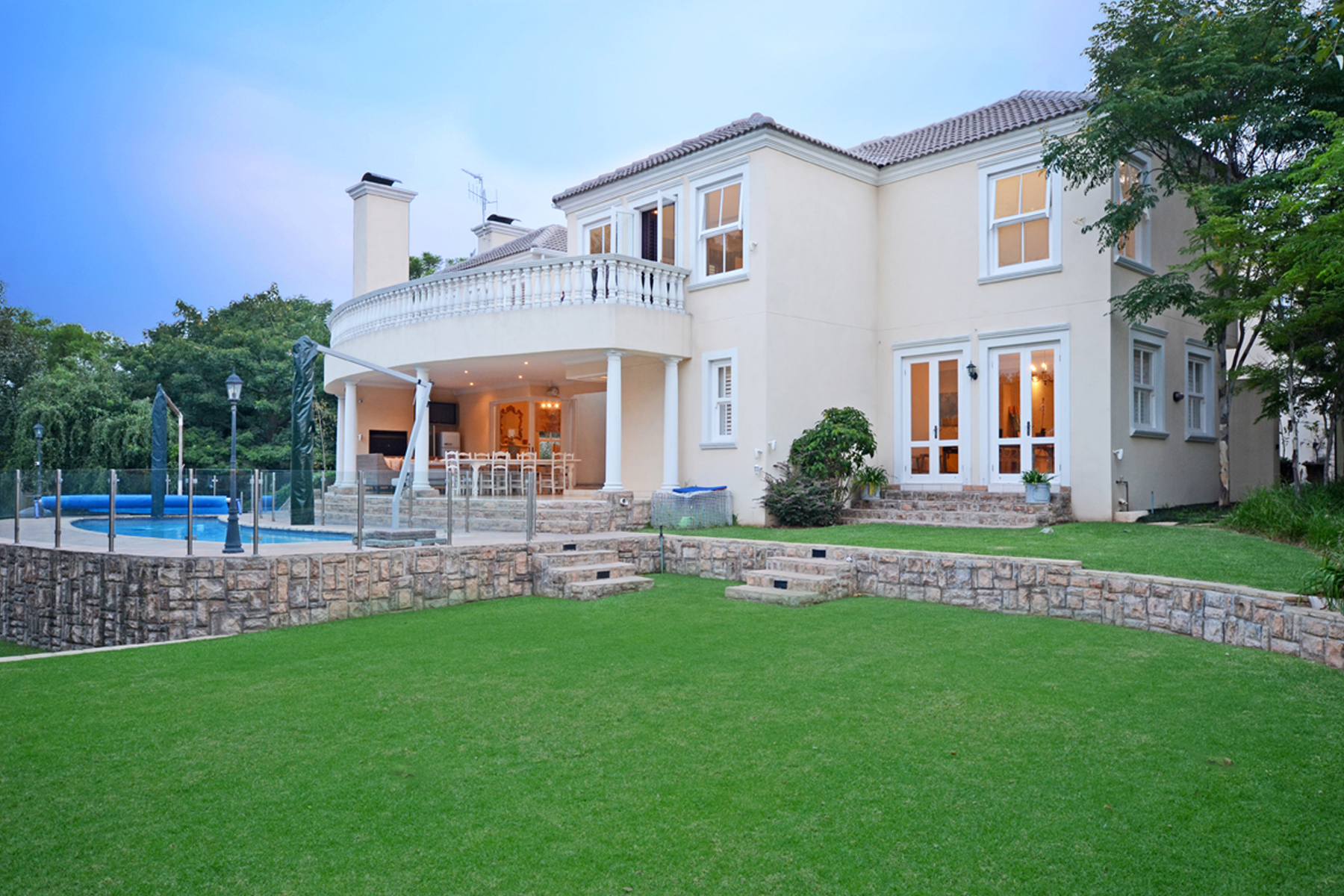 Single Family Home for Sale at Blackenfen Crescent Johannesburg, Gauteng, 0000 South Africa