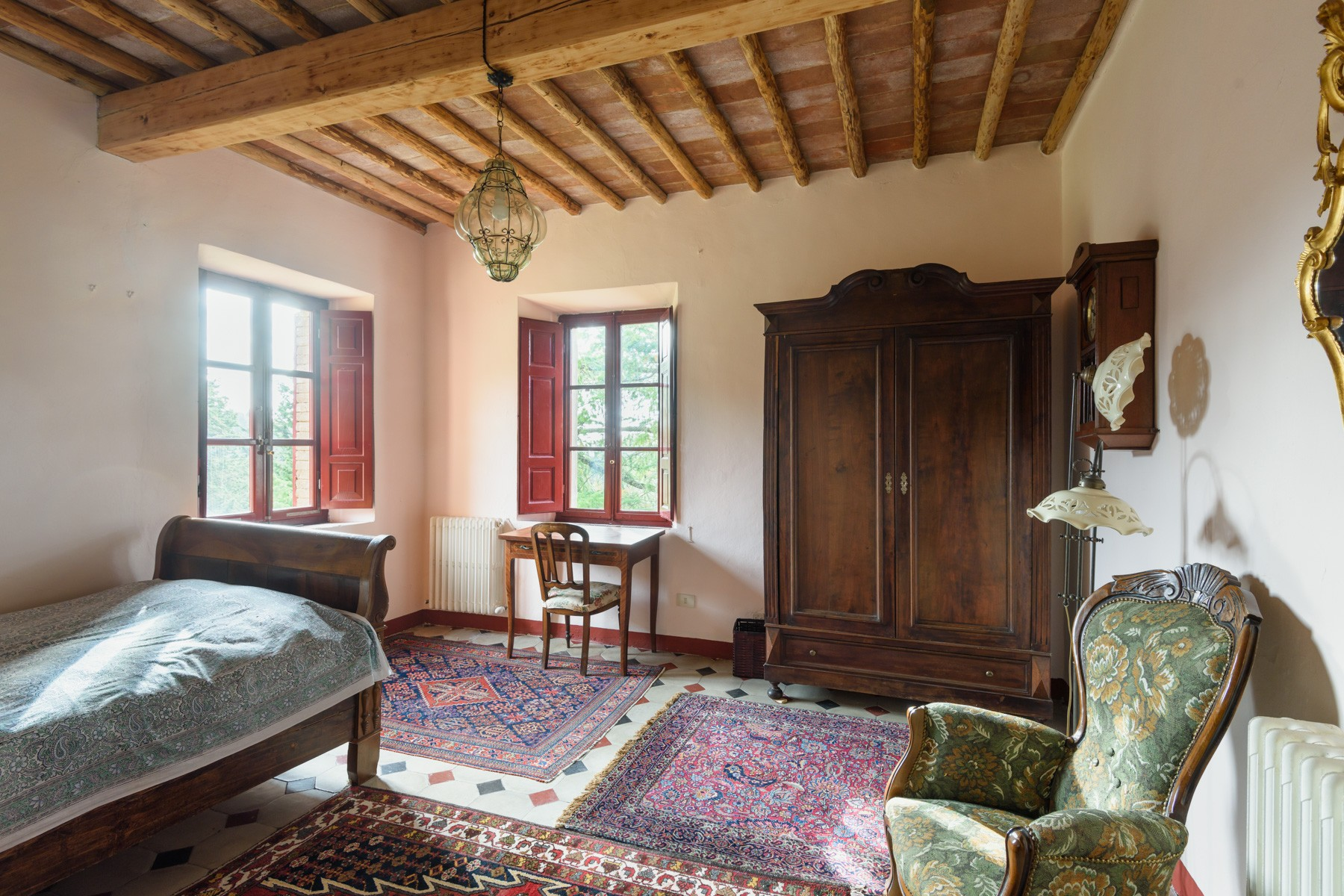 Additional photo for property listing at Unique property in the heart of Chianti Le Pici Castelnuovo Berardenga, Siena 53019 Italia