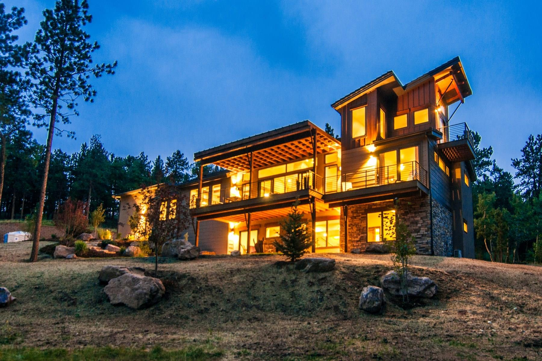Single Family Home for Active at 739 Overlook Ridge Pt Colorado Springs, Colorado 80906 United States