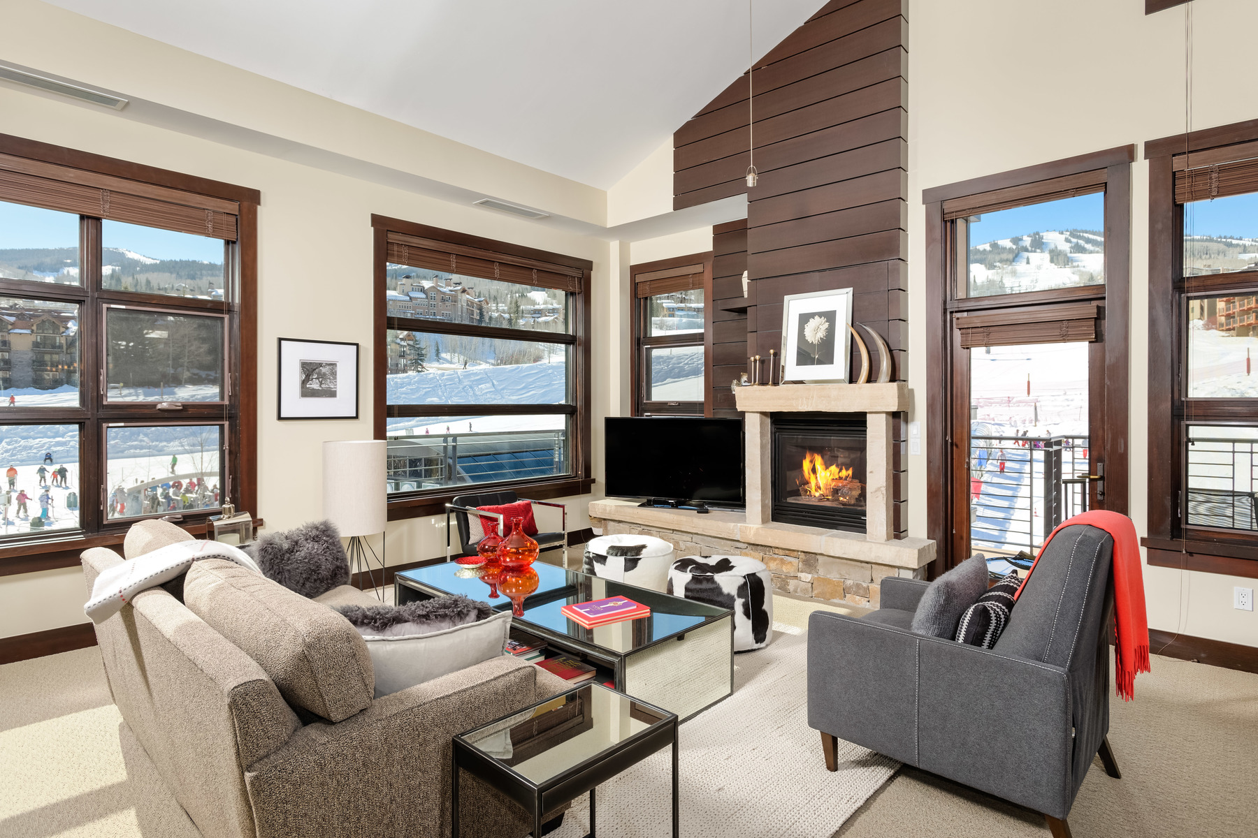 Piso por un Venta en Hayden Lodge 120 Carriage Way Unit 2301 Snowmass Village, Colorado, 81615 Estados Unidos