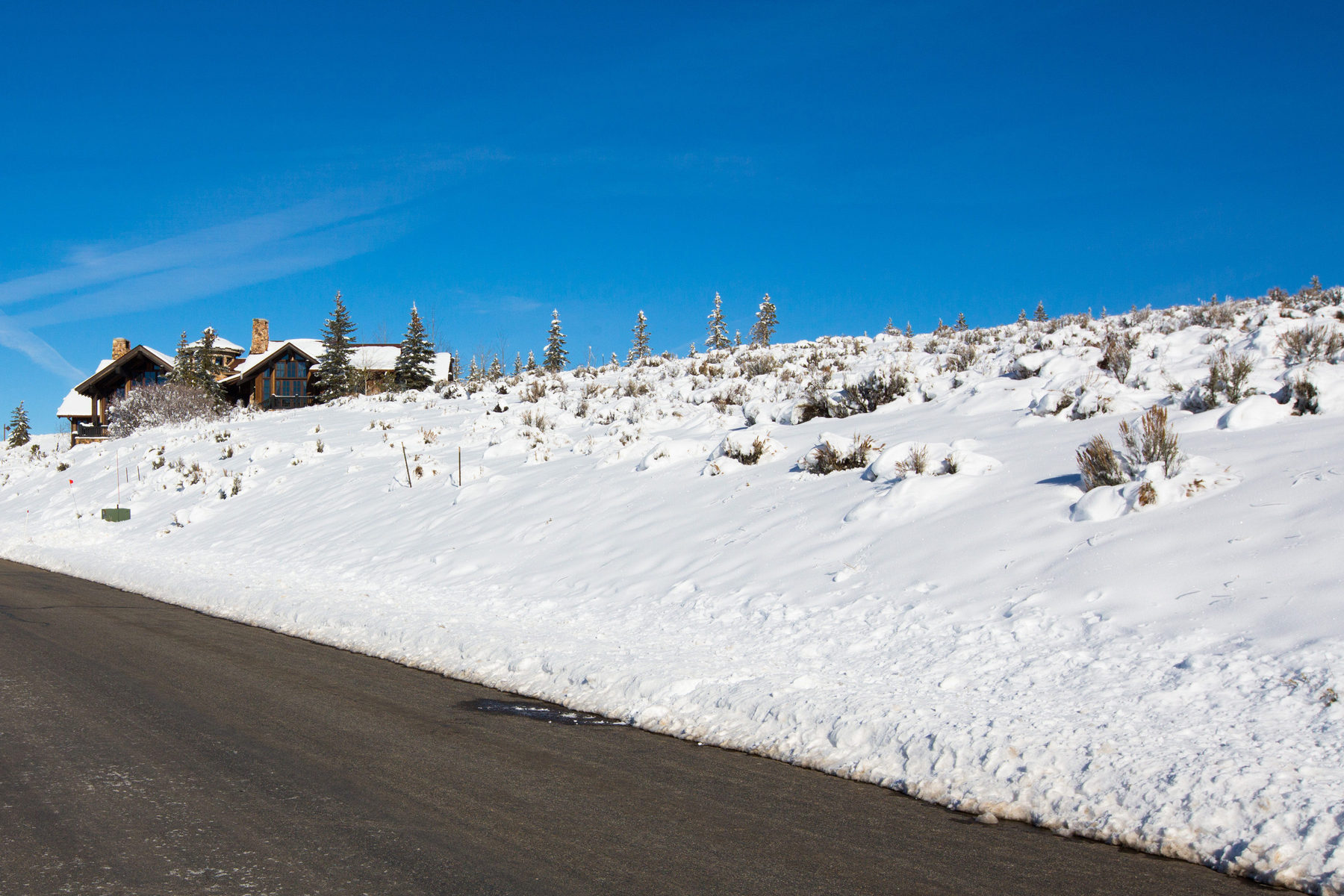 Terreno per Vendita alle ore Spectacular home site in Deer Crest Estates 2923 West Jordanelle View Park City, Utah 84060 Stati Uniti