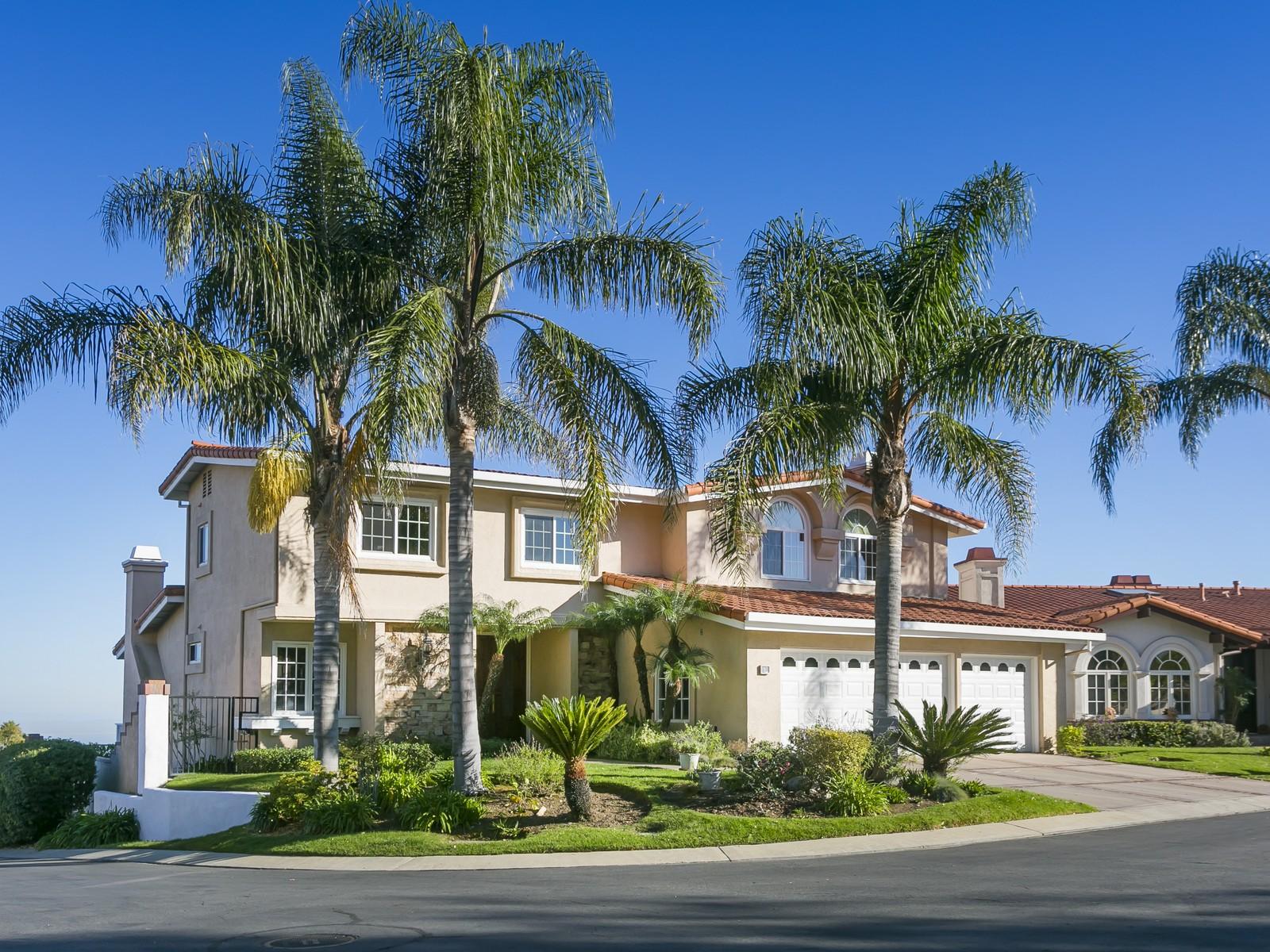 Vivienda unifamiliar por un Venta en 16 Avendia De Camelia 16 Avenida De Camelia Rancho Palos Verdes, California, 90275 Estados Unidos