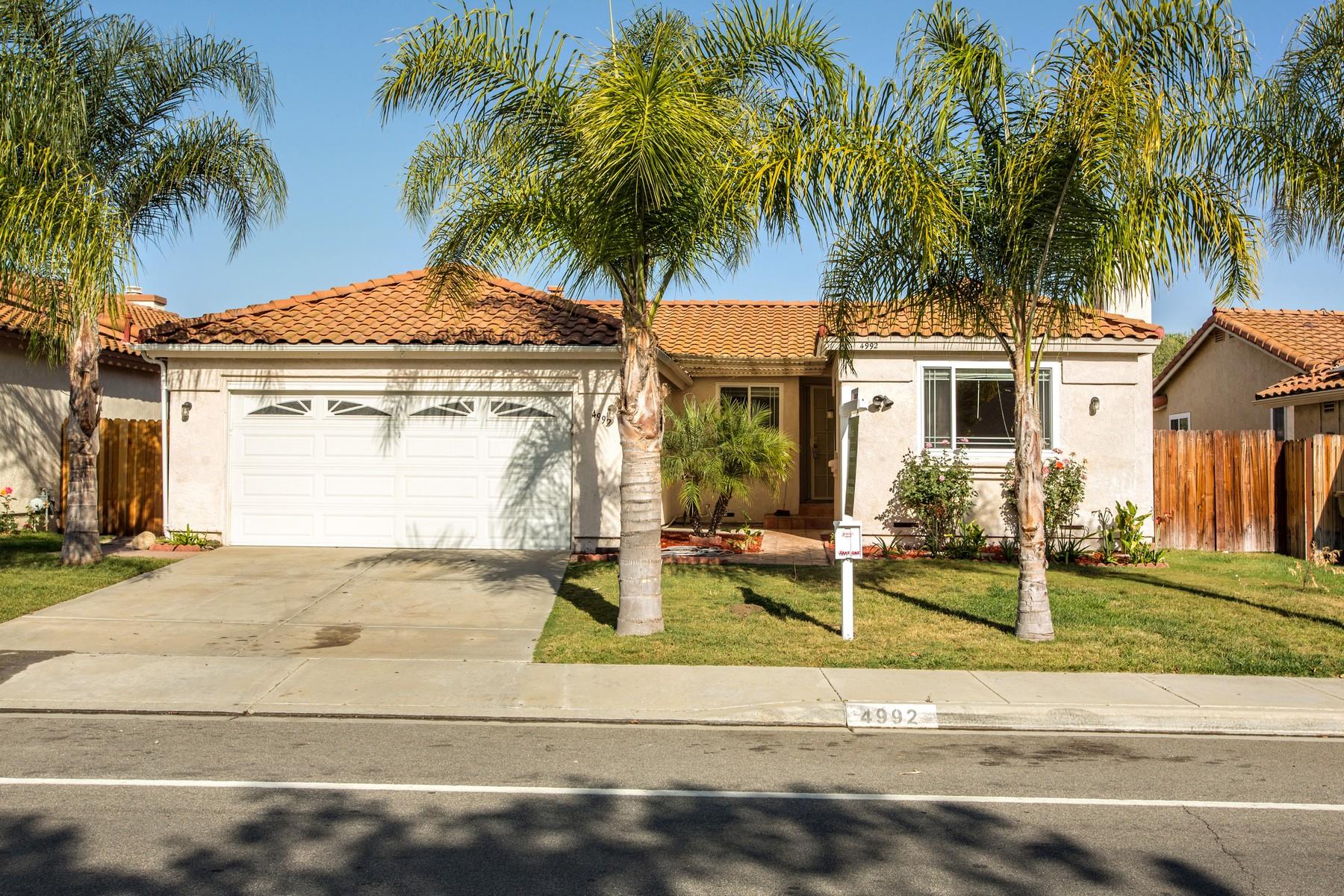 Maison unifamiliale pour l Vente à 4992 Dulin Road Fallbrook, Californie 92028 États-Unis