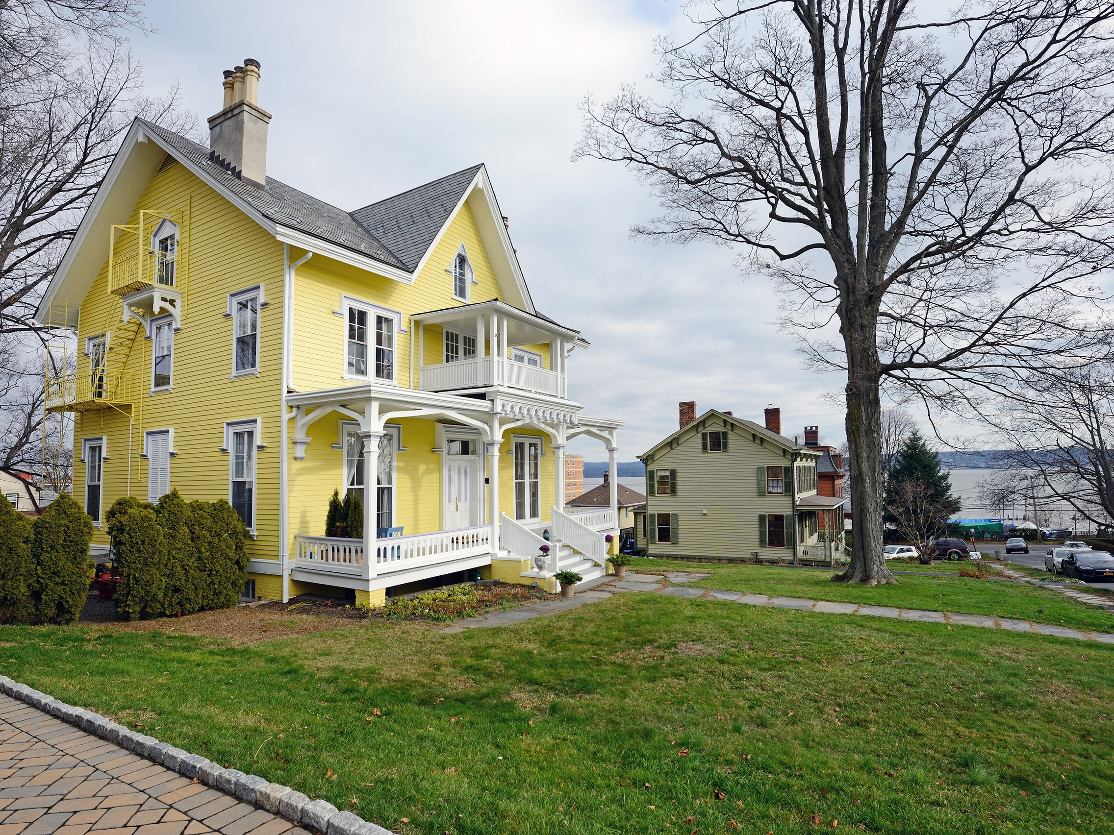 "Maison unifamiliale pour l Vente à ""William Dickie House"" 16 First Ave Nyack, New York 10960 États-Unis"
