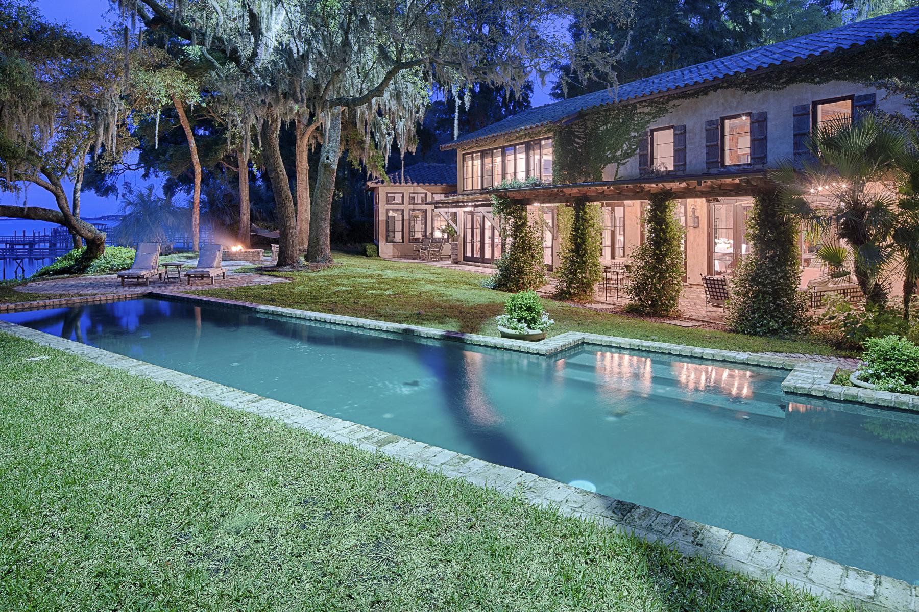 独户住宅 为 销售 在 54 Brams Point Road Spanish Wells, 希尔顿黑德岛, 南卡罗来纳州 29926 美国