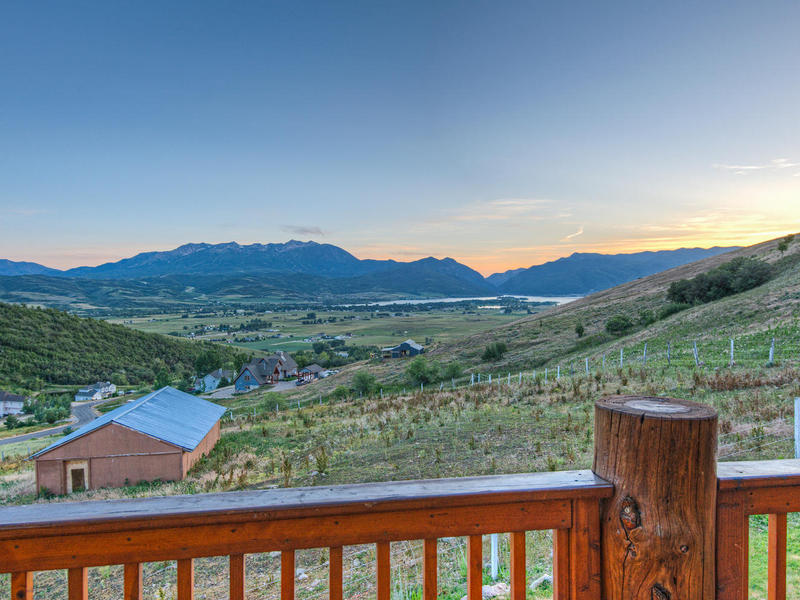 Property Of Breathtaking views from luxury Neville log home