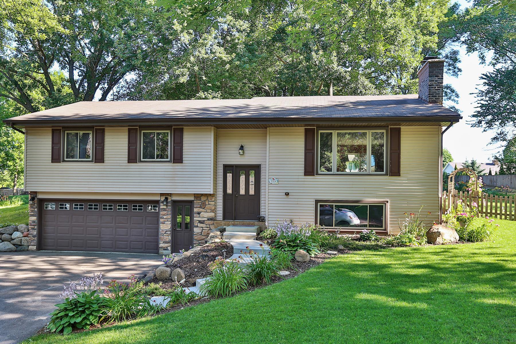 Maison unifamiliale pour l Vente à 3314 Kent Street SW Prior Lake, Minnesota 55372 États-Unis