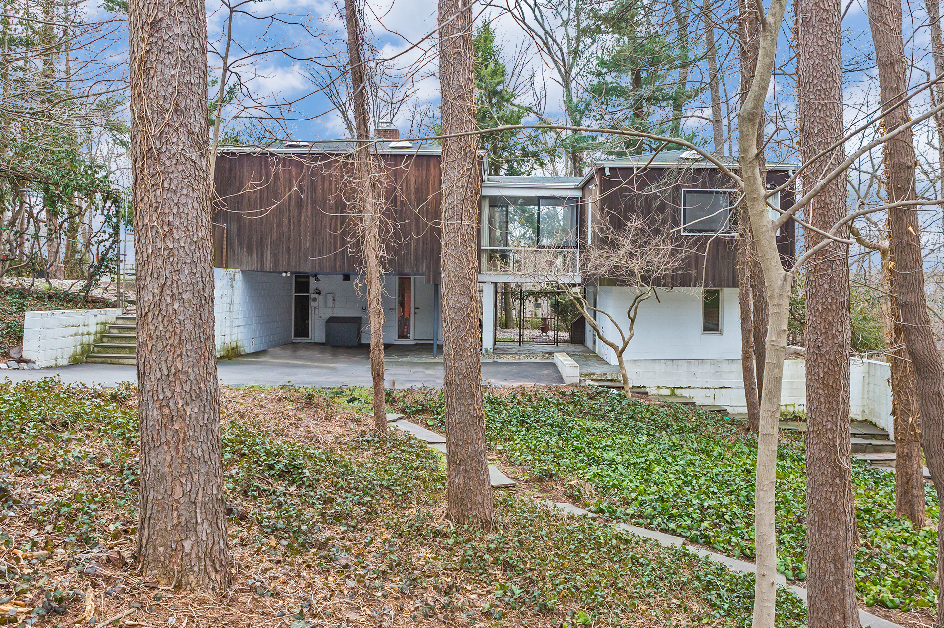 sales property at Unspoiled Mid-Century-Modern by Marcel Breuer