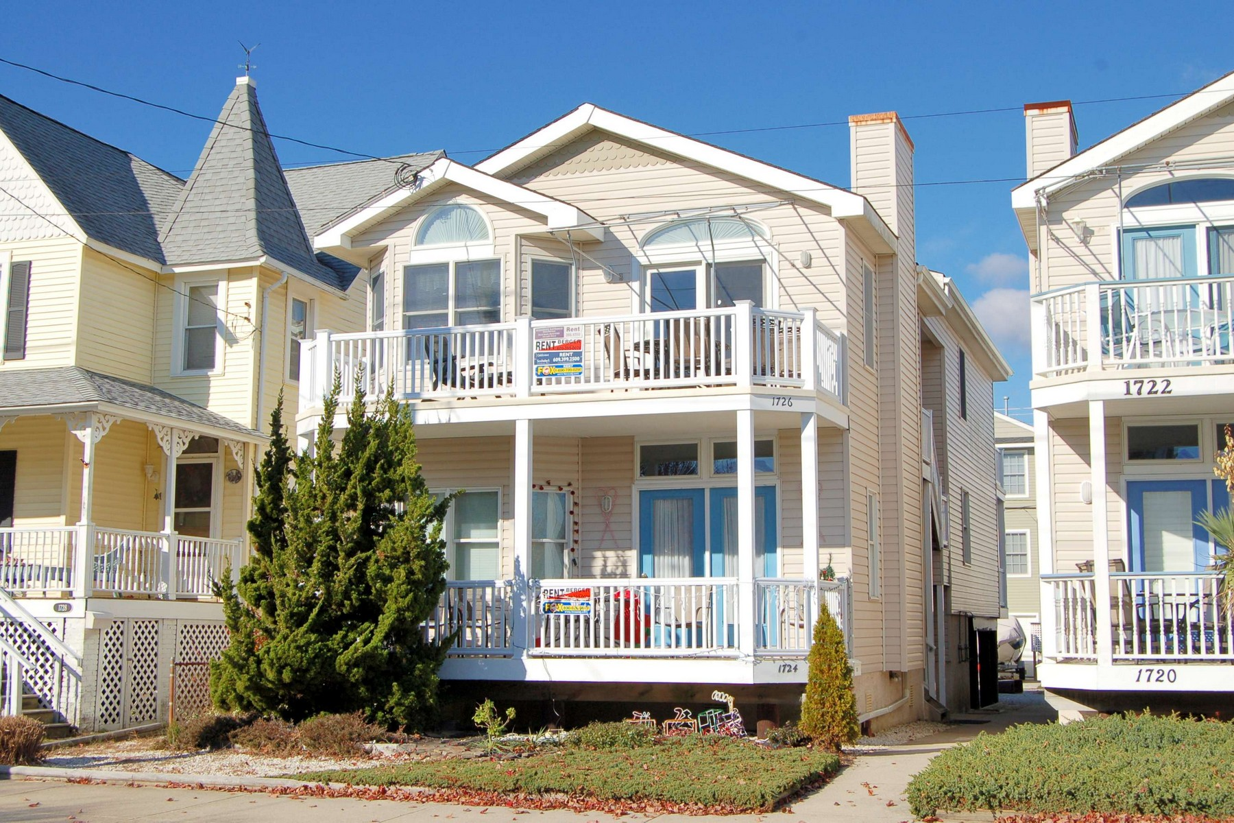 Condominium for Sale at Conveniently Located First Floor Condo 1724 Asbury Avenue Ocean City, New Jersey 08226 United States