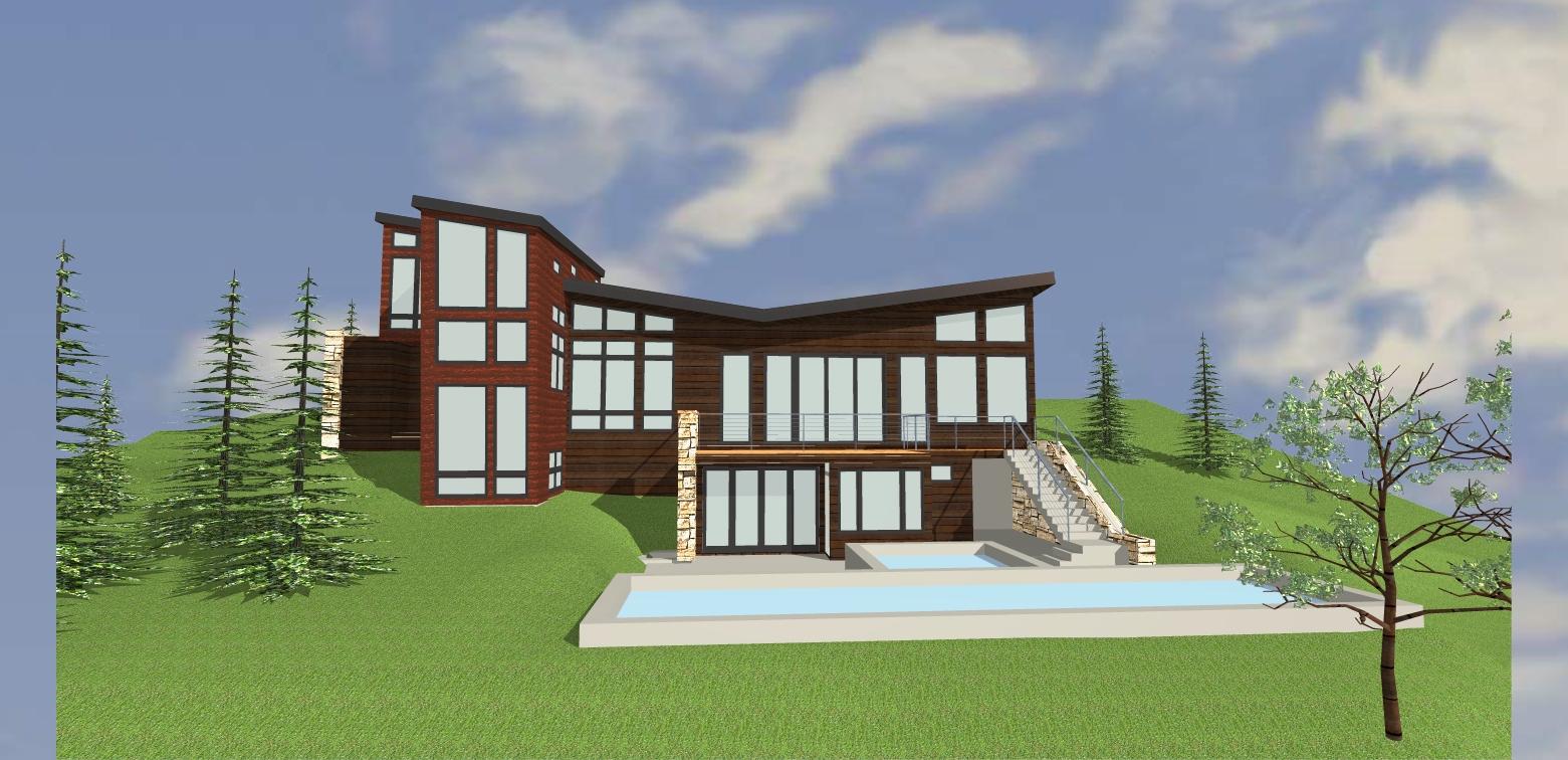 獨棟家庭住宅 為 出售 在 Brand New on Red Mountain 62 Bennett Court Red Mountain, Aspen, 科羅拉多州 81611 美國