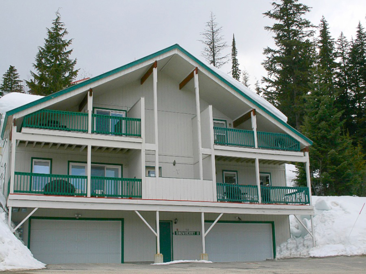 Doppelhaus für Verkauf beim Duplex at Schweitzer 512 Telemark Road Sandpoint, Idaho, 83864 Vereinigte Staaten