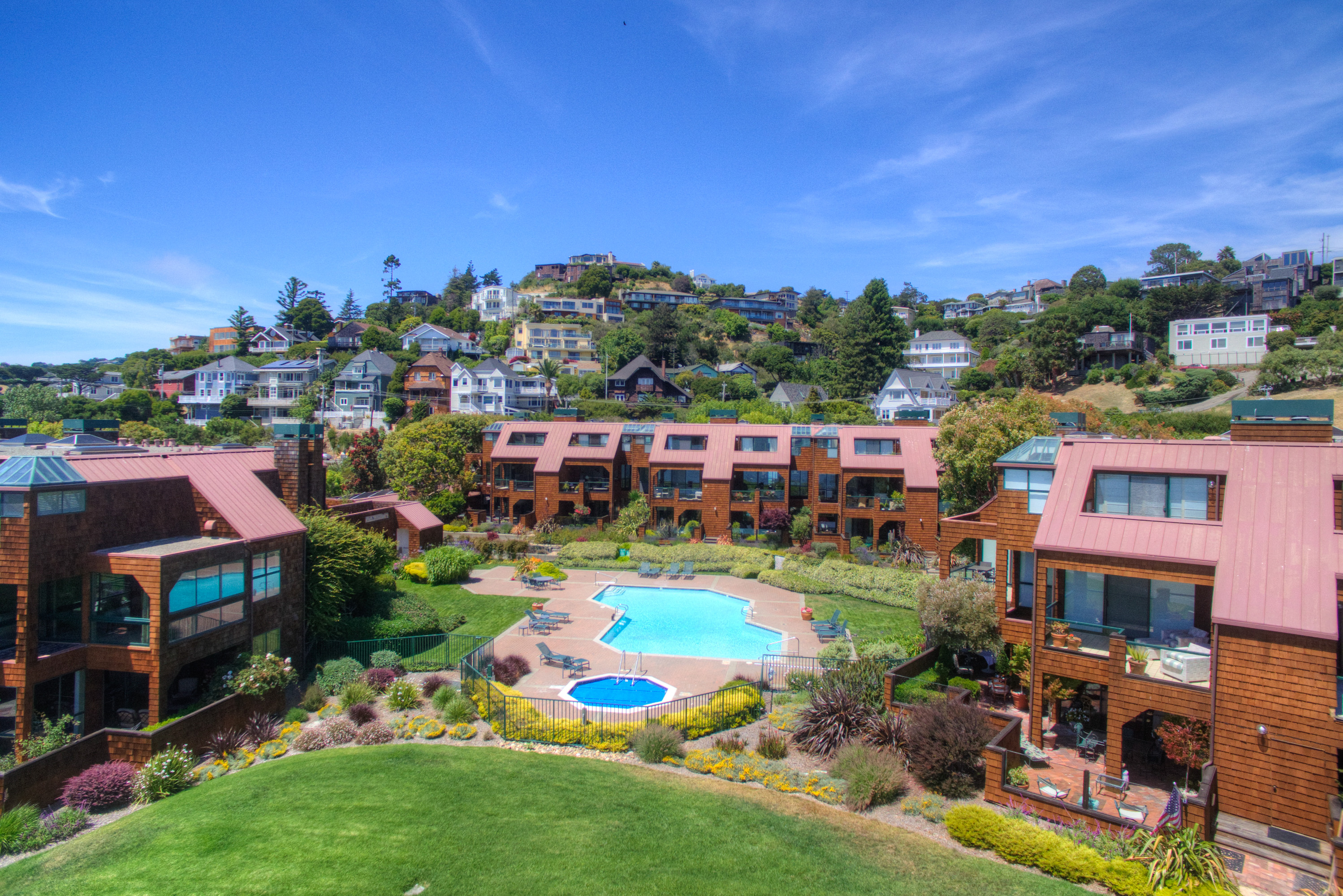 Villa per Vendita alle ore Close to Everything 1900 Mar West Tiburon, California, 94920 Stati Uniti