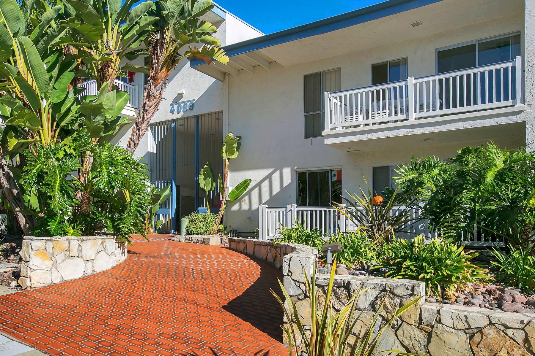 Appartement en copropriété pour l Vente à 4099 Huerfano Avenue 211 San Diego, Californie 92117 États-Unis