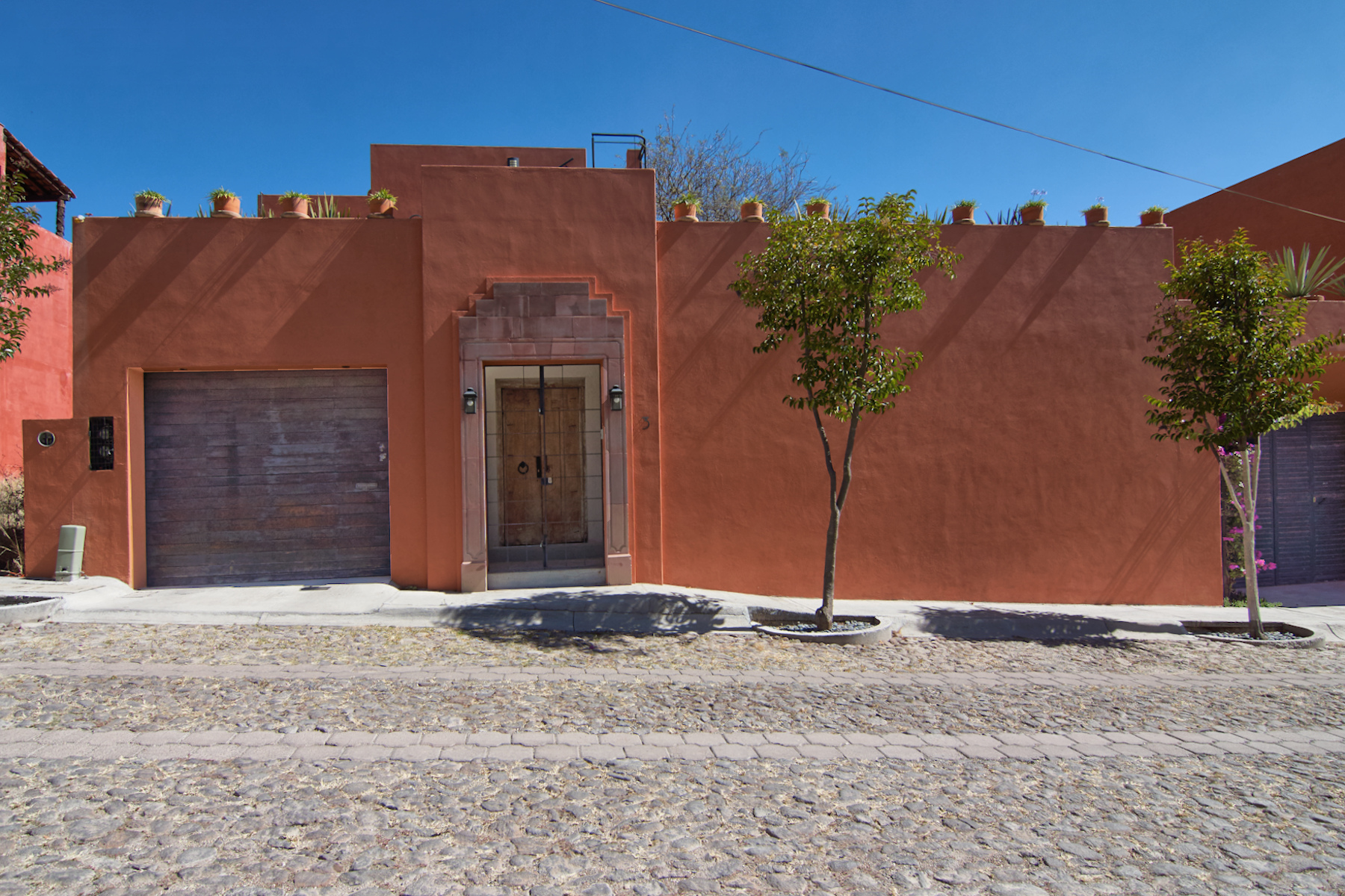 Casa para uma família para Venda às Casa Q San Miguel De Allende, Guanajuato, México