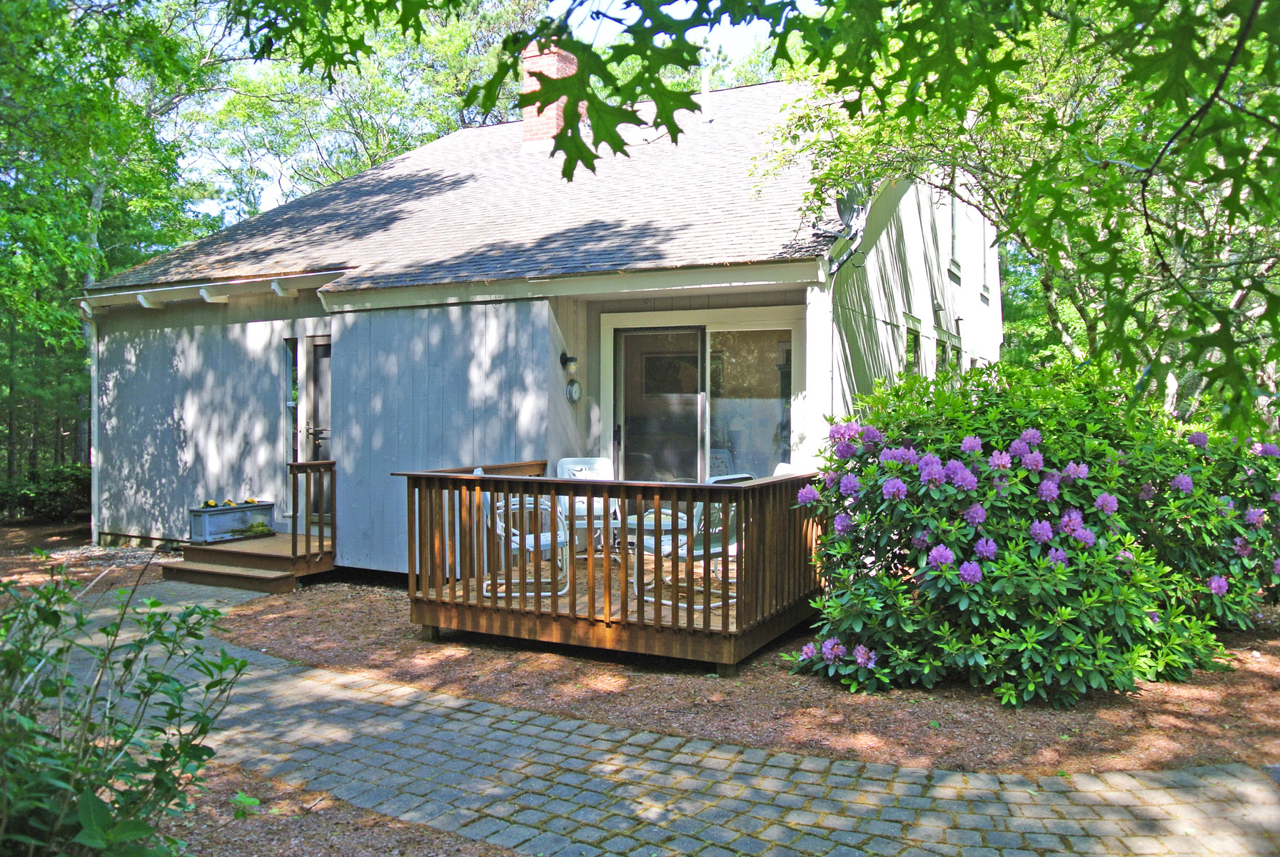 Single Family Home for Sale at UPGRADES ABOUND IN THIS GREENSWARD CONTEMPORARY HOME 11 Slice Way New Seabury, Massachusetts, 02649 United StatesIn/Around: Mashpee