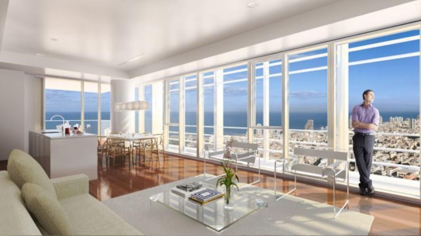 Apartment for Sale at Spectacular apartment at Meier On Rothschild Tel Aviv, Israel 61999 Israel