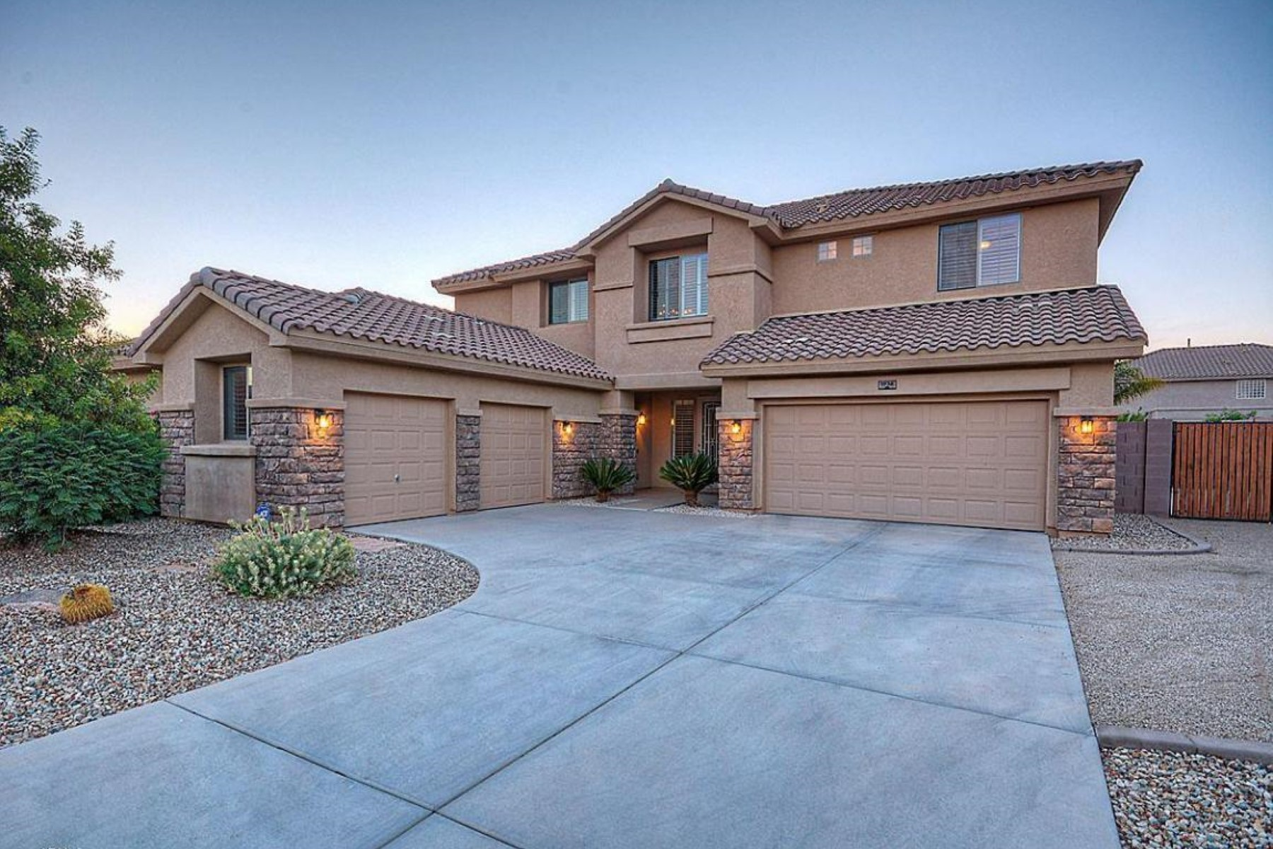 Single Family Home for Sale at Spectacular, cherished home. 1938 W MAYA WAY Phoenix, Arizona 85085 United States