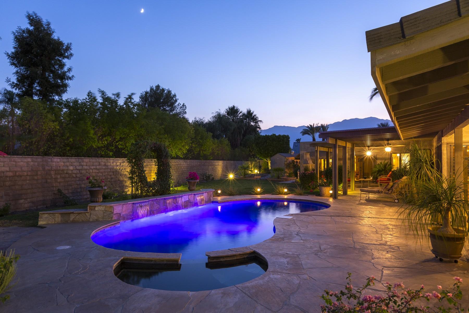 Einfamilienhaus für Verkauf beim 70779 Jasmine Lane Rancho Mirage, Kalifornien 92270 Vereinigte Staaten
