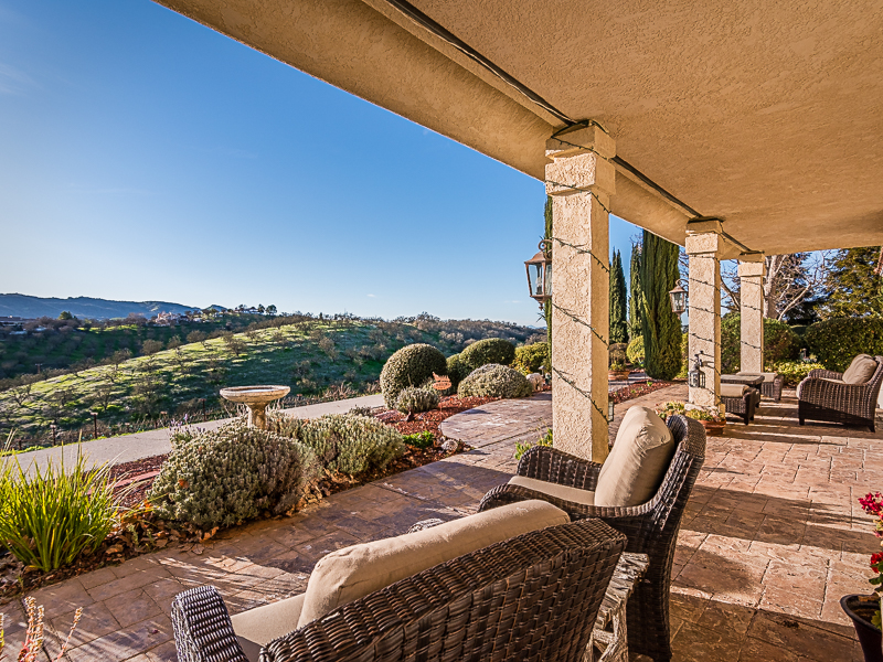 sales property at Wine Country Estate