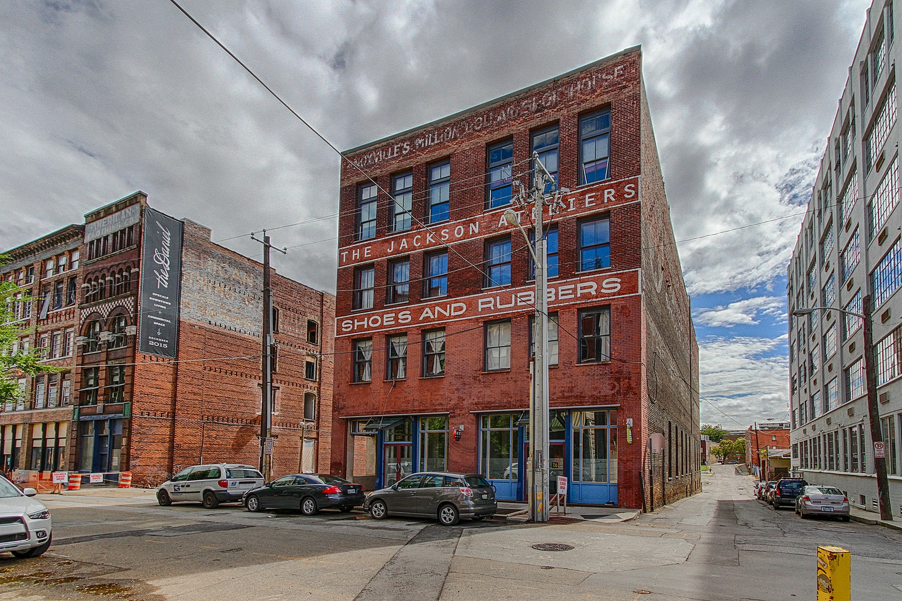 Property For Sale at Historic Jackson Ateliers Condo