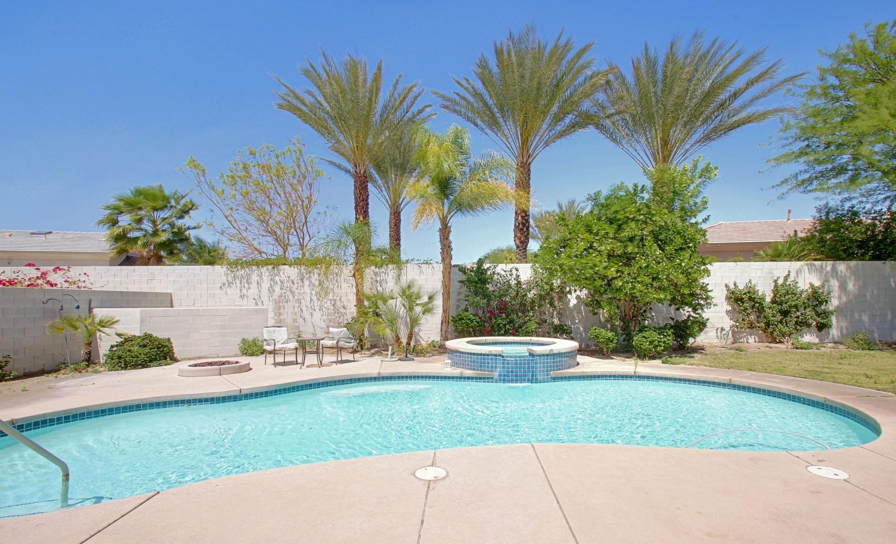 Maison unifamiliale pour l Vente à 64 Victor Hugo Road Rancho Mirage, Californie, 92279 États-Unis