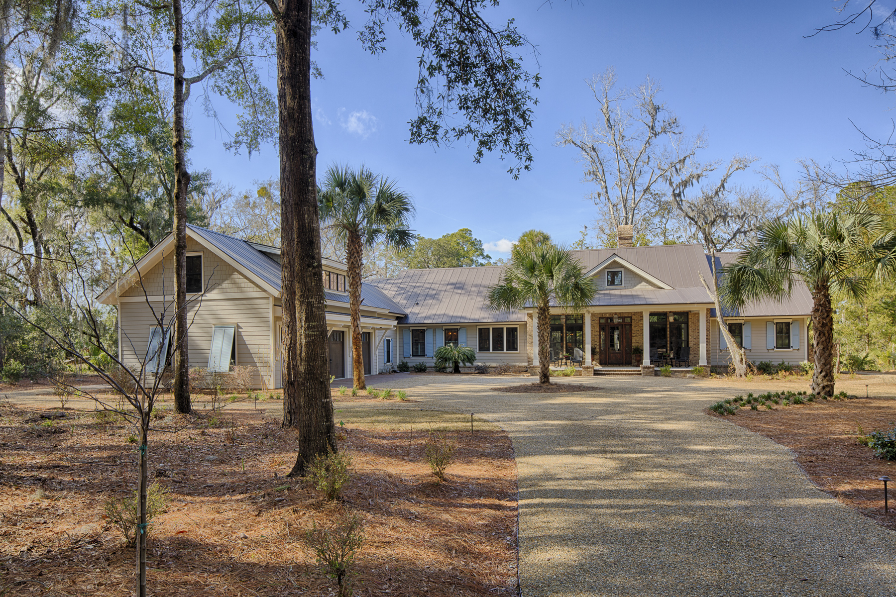 独户住宅 为 销售 在 Palmetto Bluff 117 Mount Pelia Road Palmetto Bluff, 布拉夫顿, 南卡罗来纳州 29910 美国